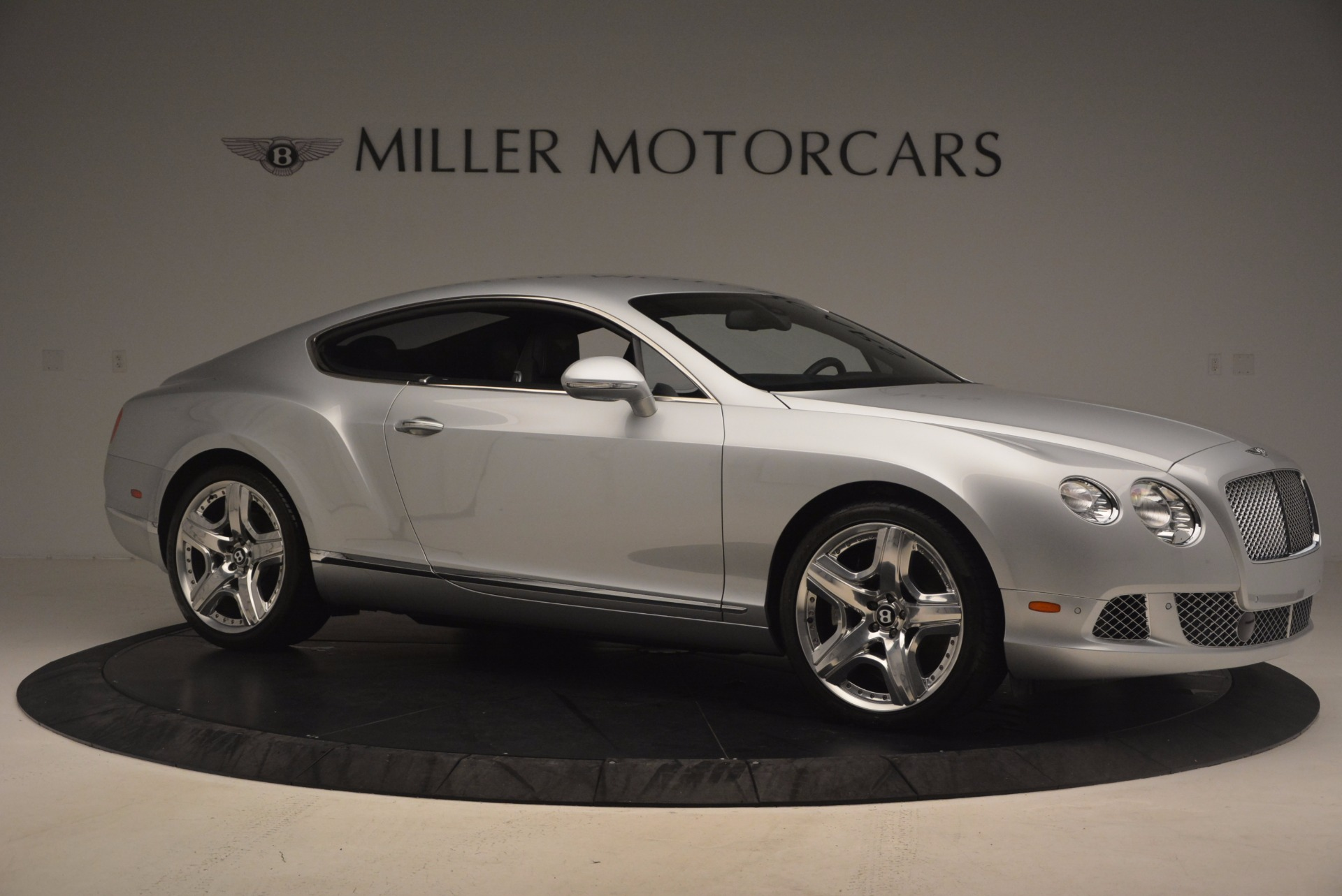 Used 2012 Bentley Continental GT  For Sale In Westport, CT 1176_p10