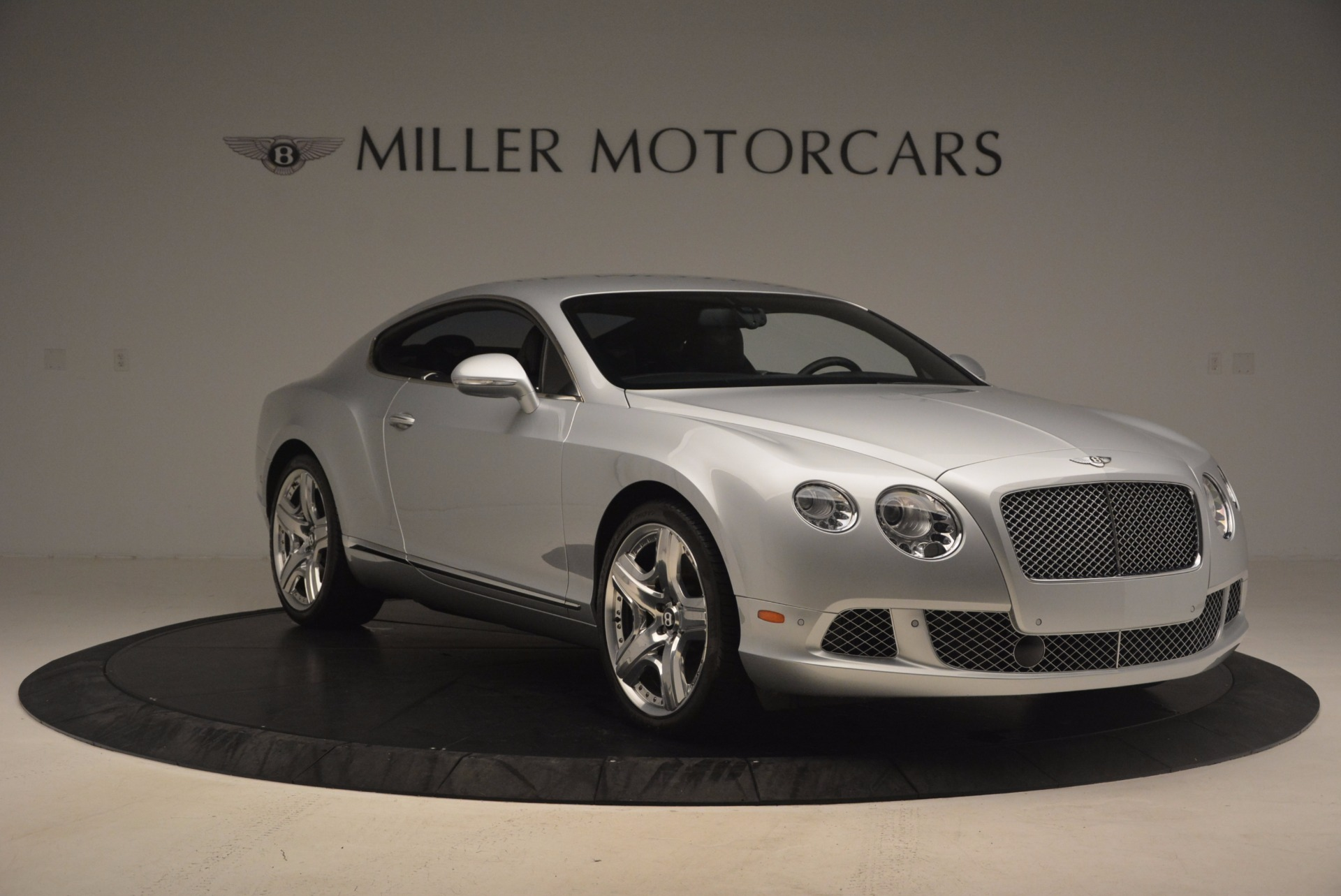 Used 2012 Bentley Continental GT  For Sale In Westport, CT 1176_p11