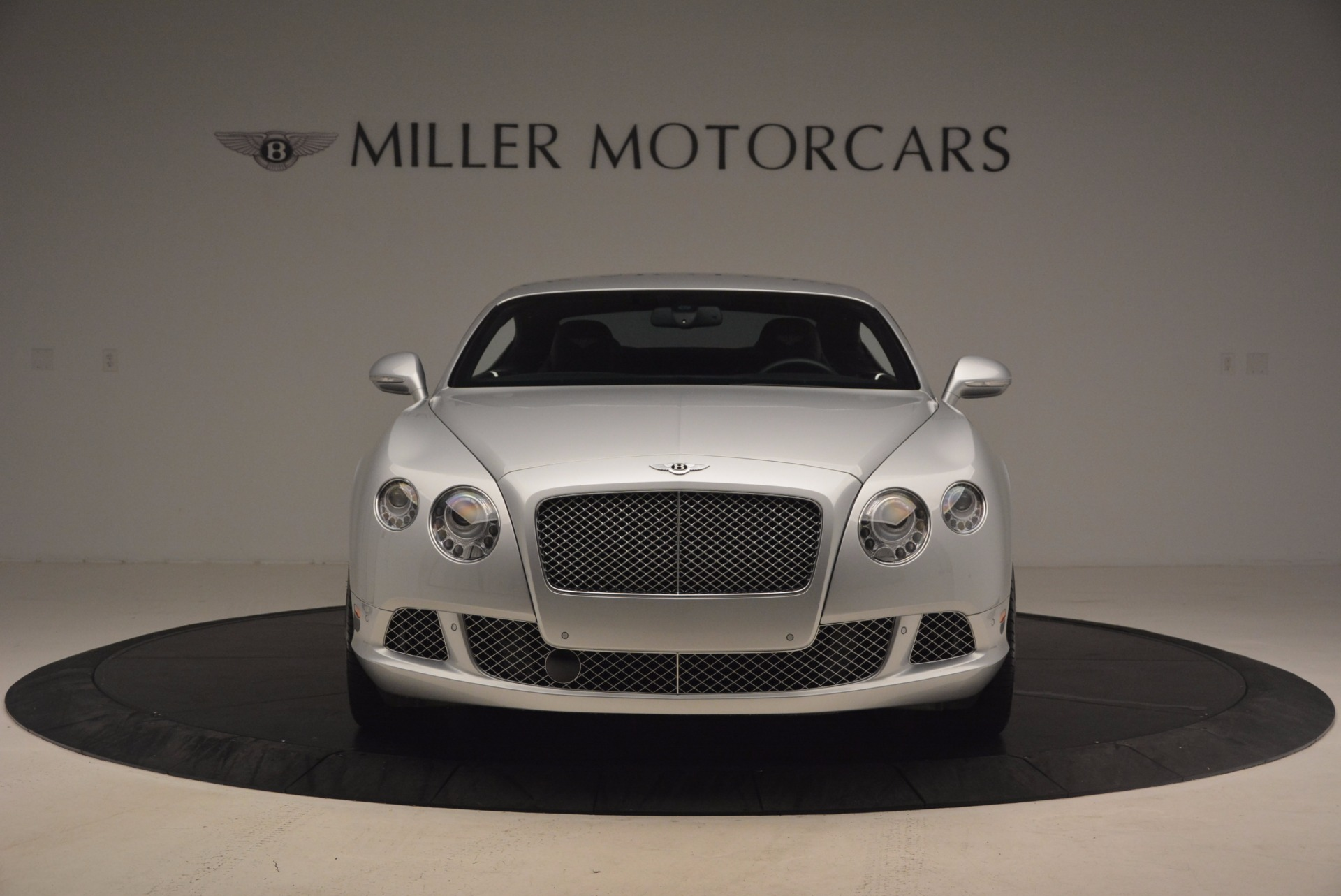 Used 2012 Bentley Continental GT  For Sale In Westport, CT 1176_p12