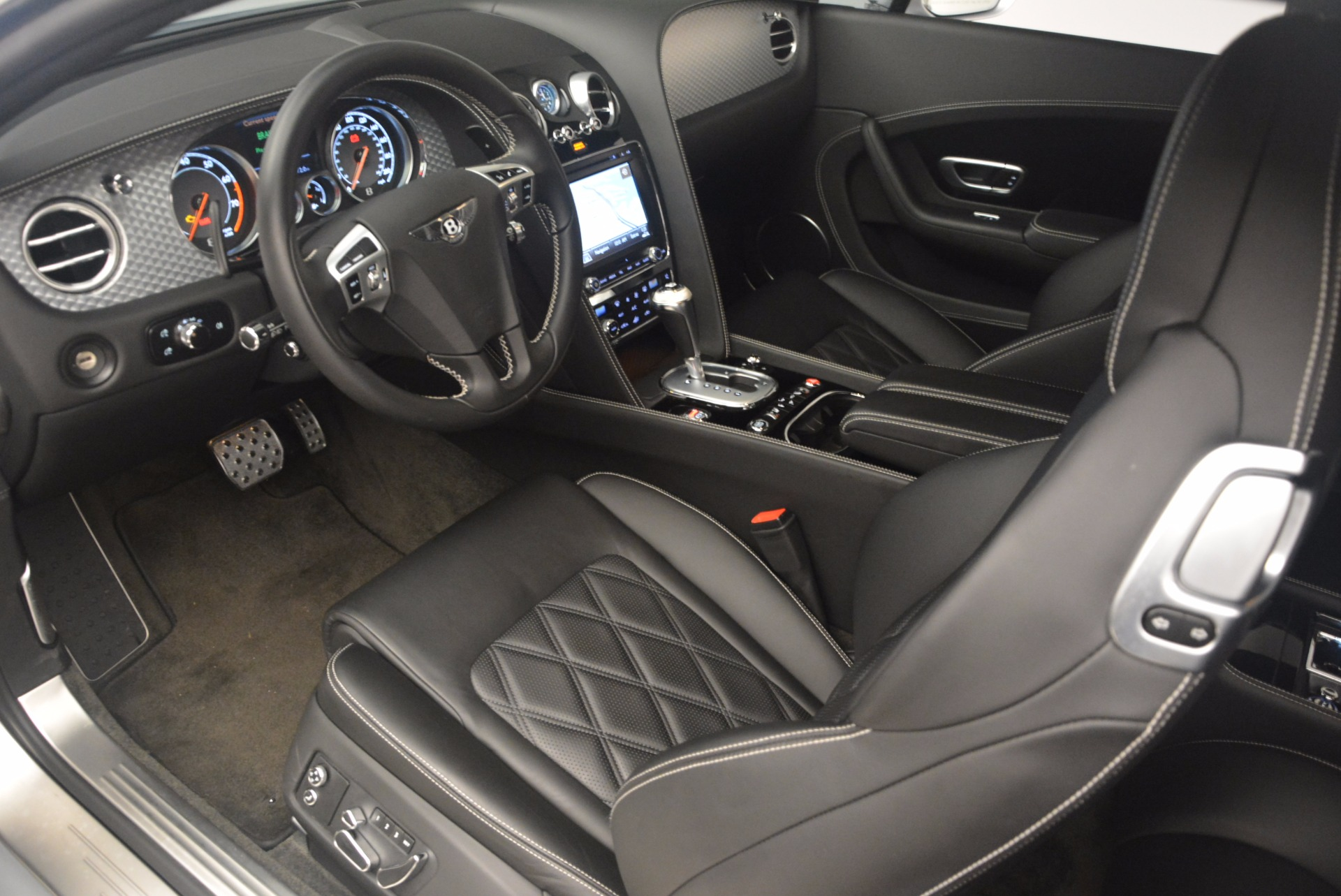Used 2012 Bentley Continental GT  For Sale In Westport, CT 1176_p22