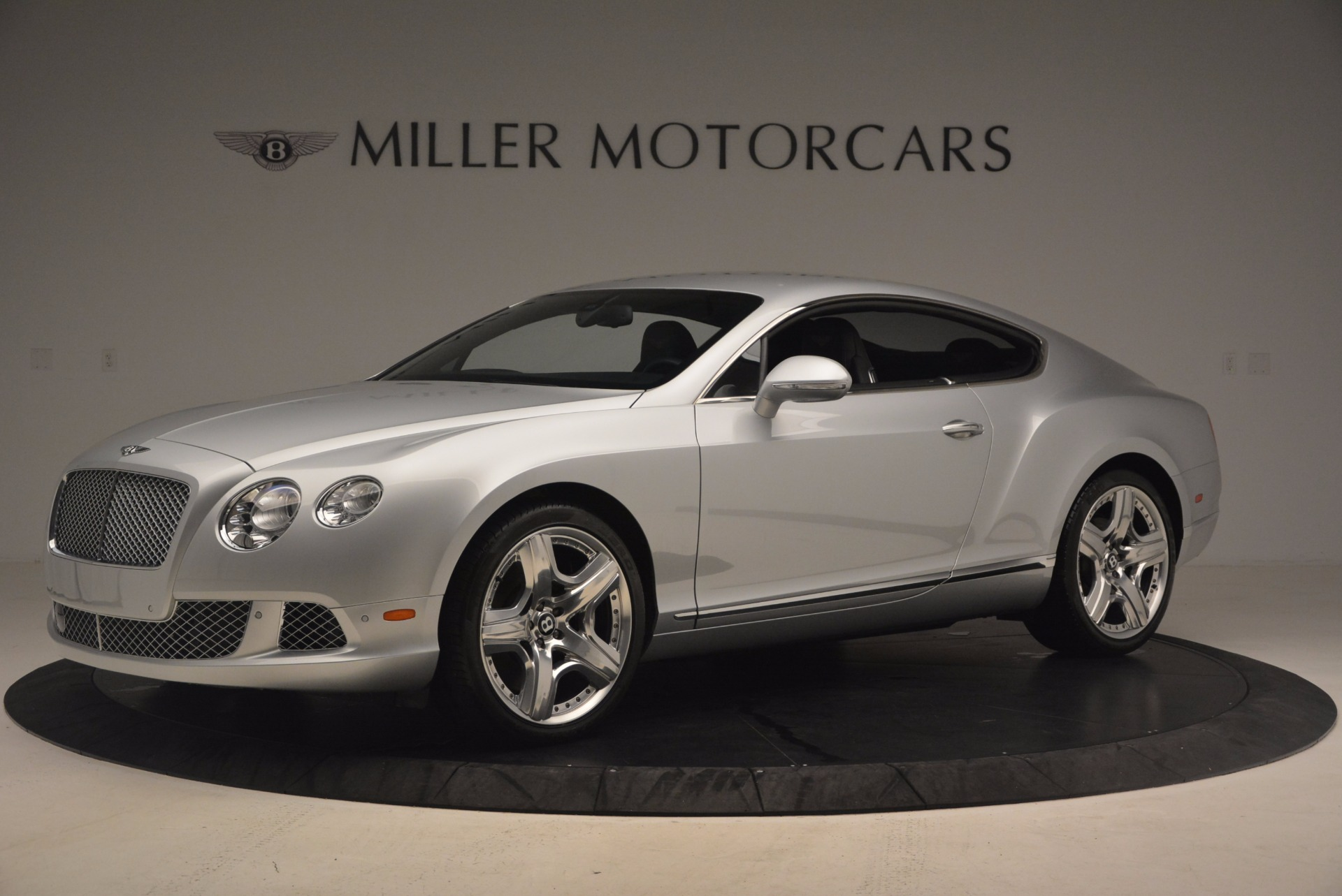 Used 2012 Bentley Continental GT  For Sale In Westport, CT 1176_p2