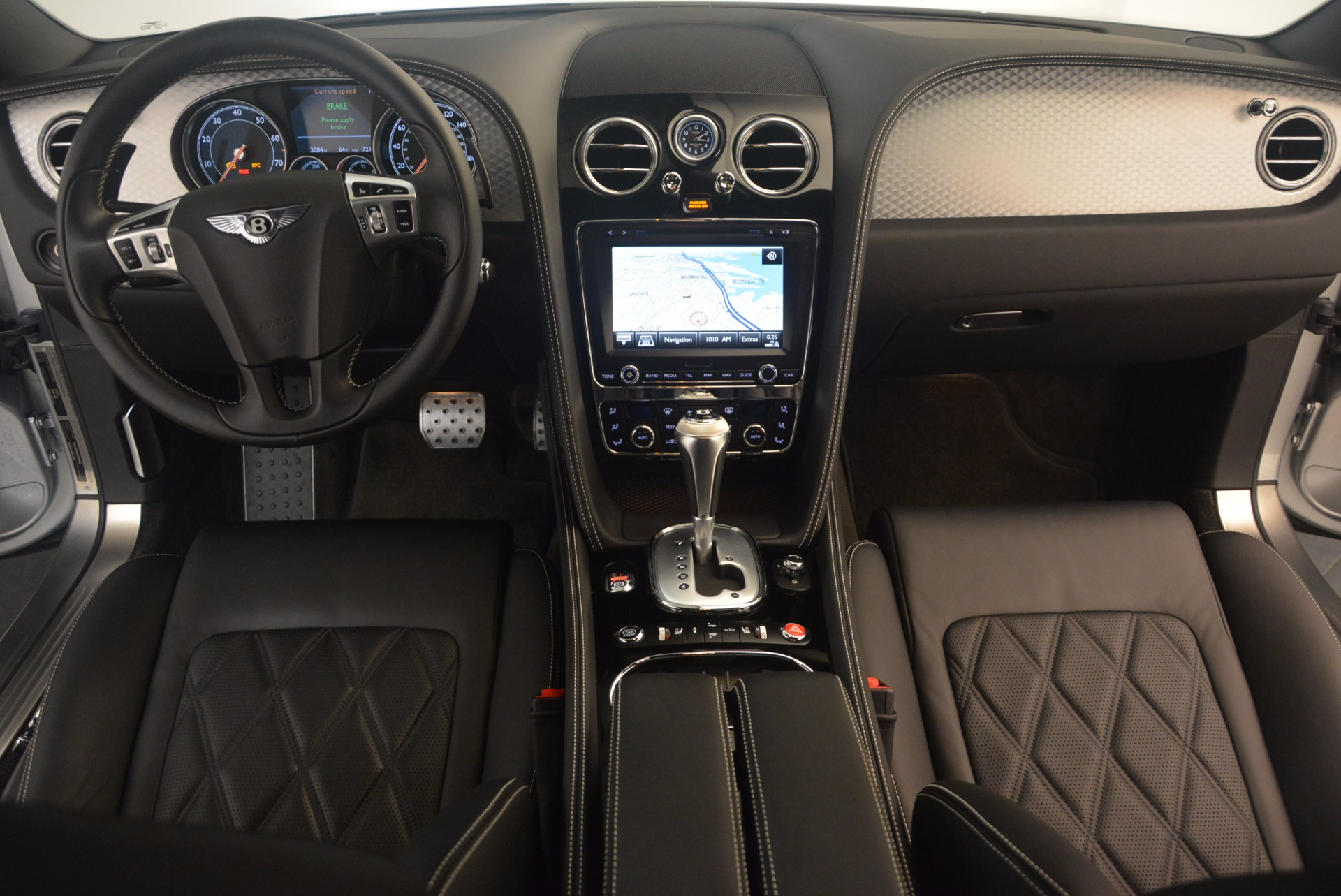 Used 2012 Bentley Continental GT  For Sale In Westport, CT 1176_p39