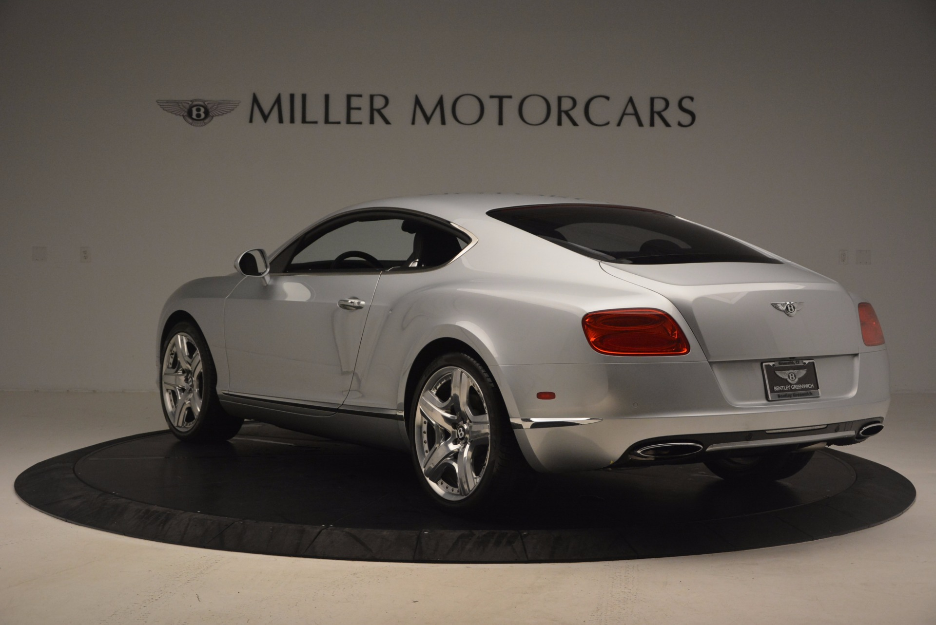Used 2012 Bentley Continental GT  For Sale In Westport, CT 1176_p5
