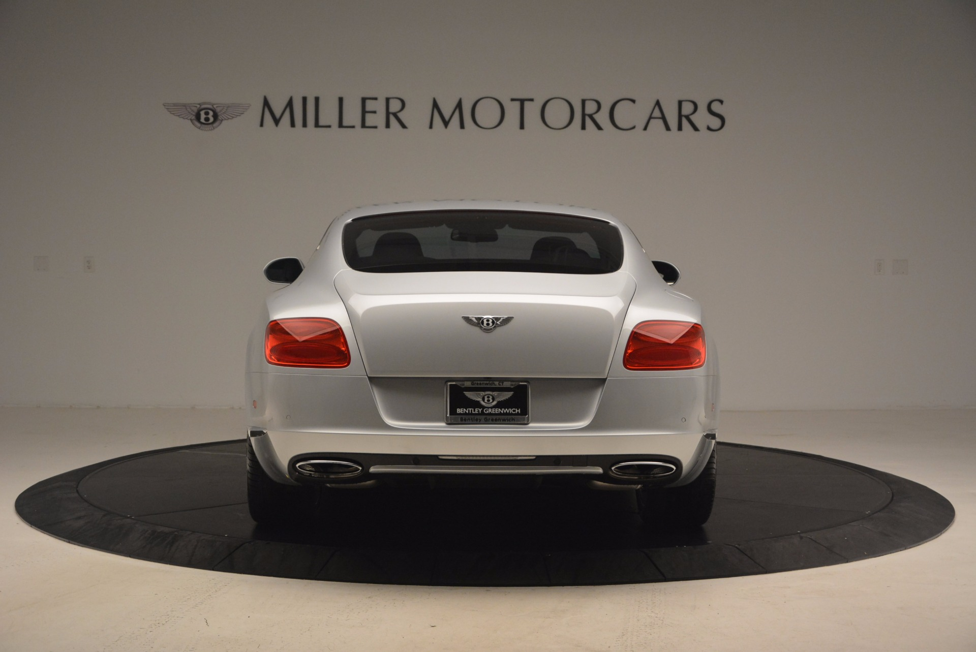 Used 2012 Bentley Continental GT  For Sale In Westport, CT 1176_p6