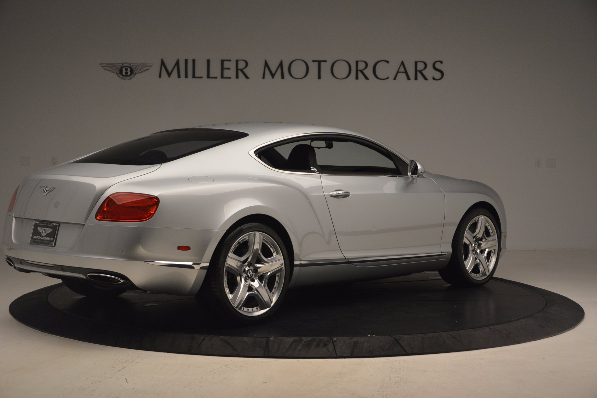 Used 2012 Bentley Continental GT  For Sale In Westport, CT 1176_p8