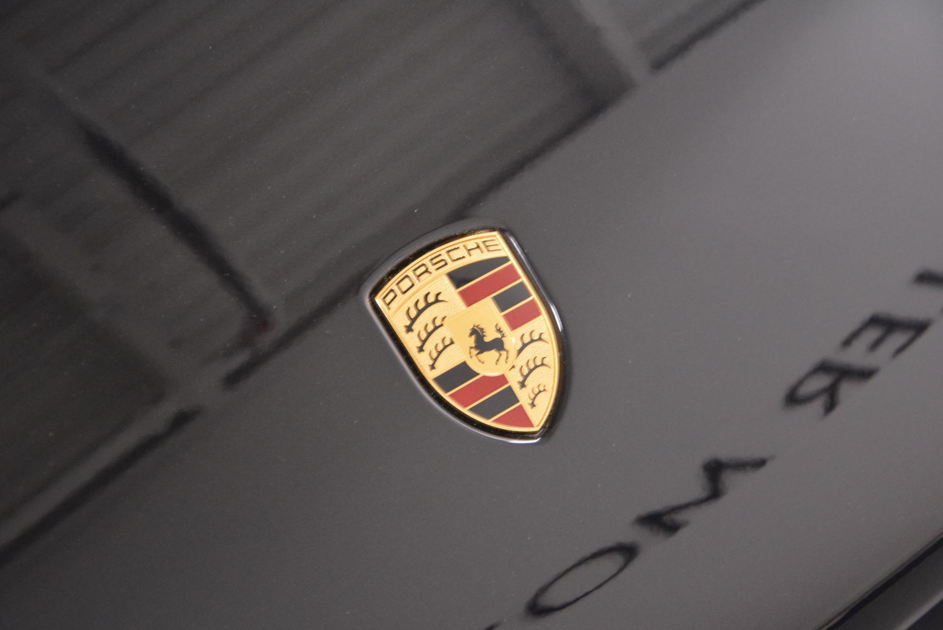 Used 2016 Porsche Macan Turbo For Sale In Westport, CT 1177_p15