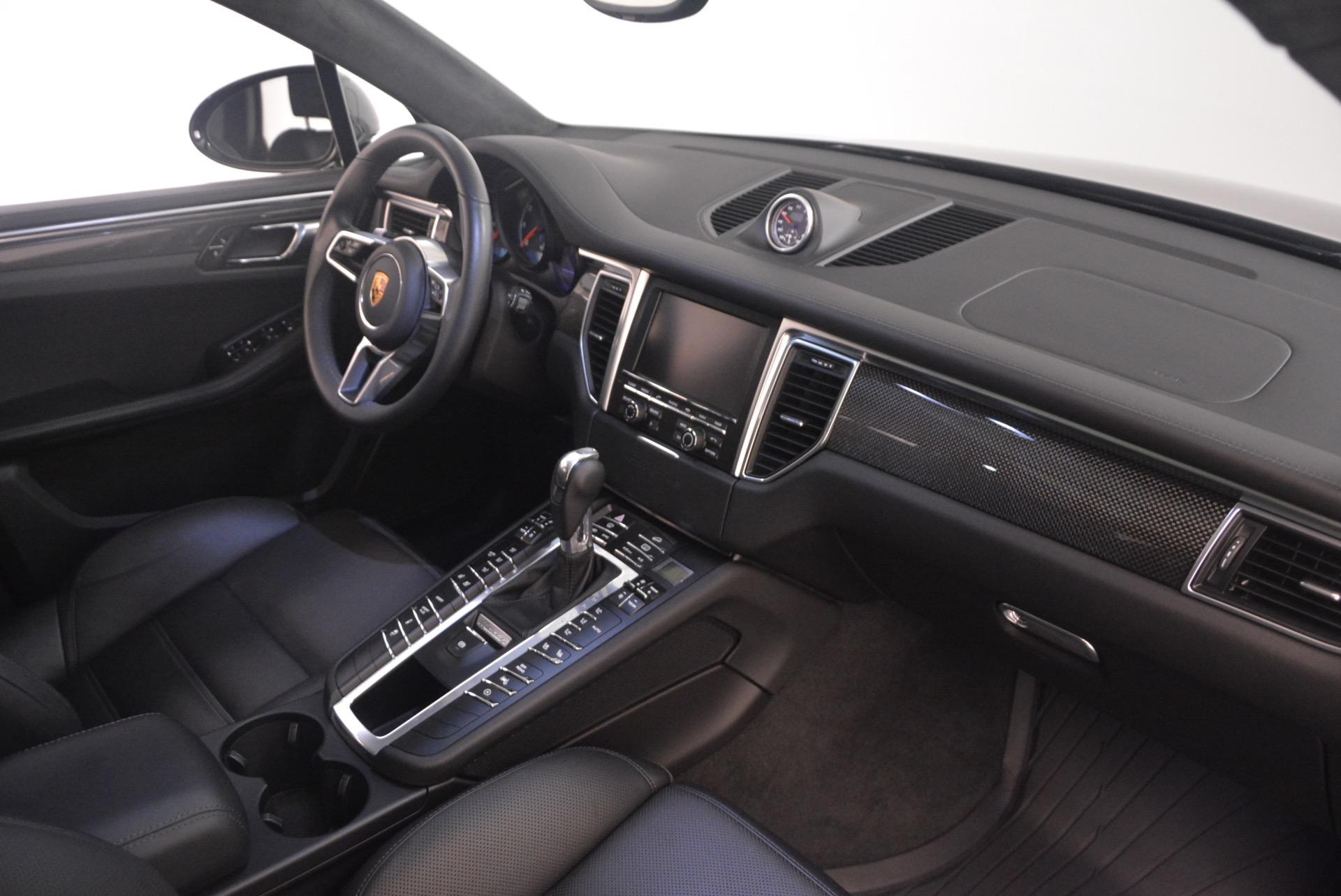 Used 2016 Porsche Macan Turbo For Sale In Westport, CT 1177_p21