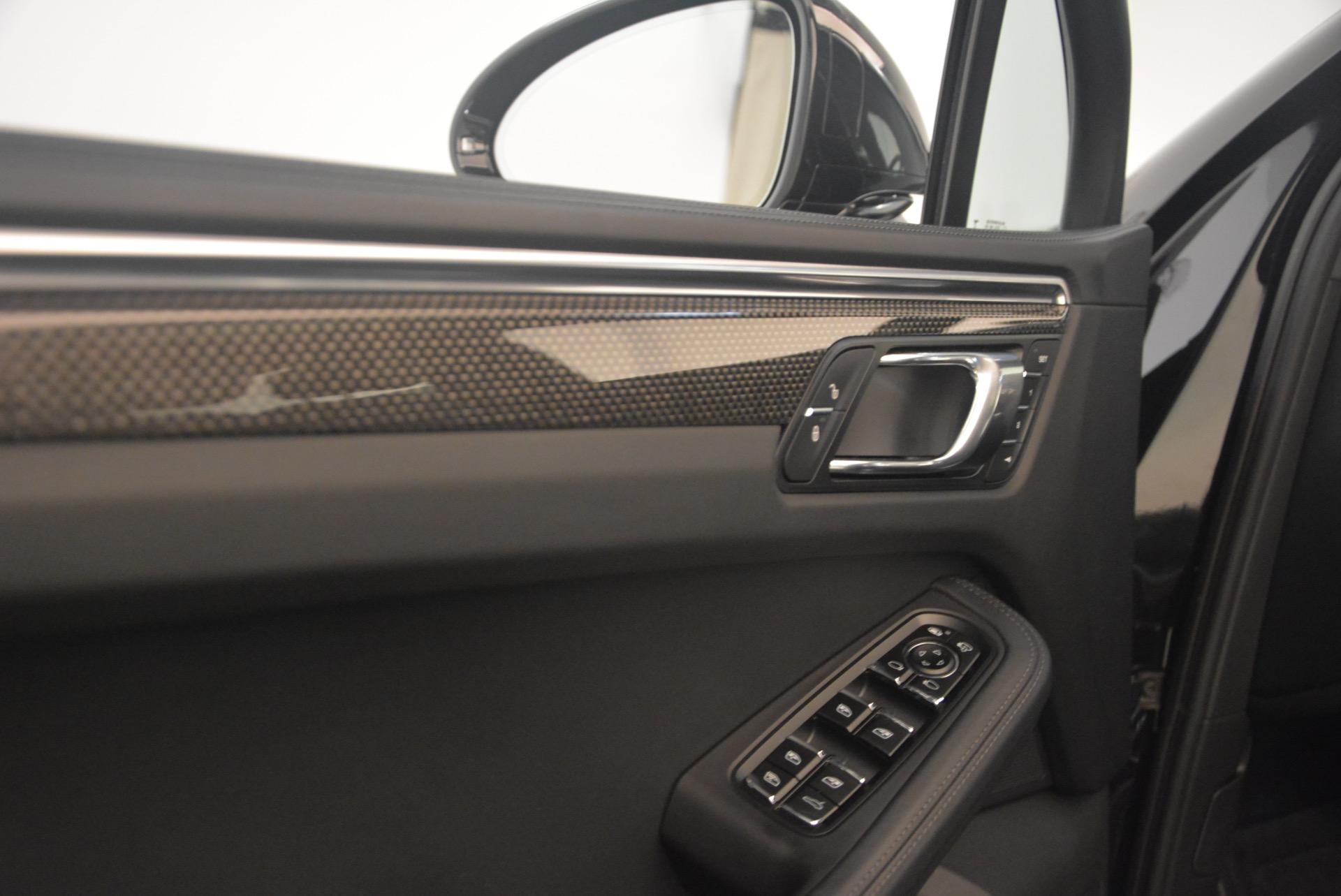 Used 2016 Porsche Macan Turbo For Sale In Westport, CT 1177_p24