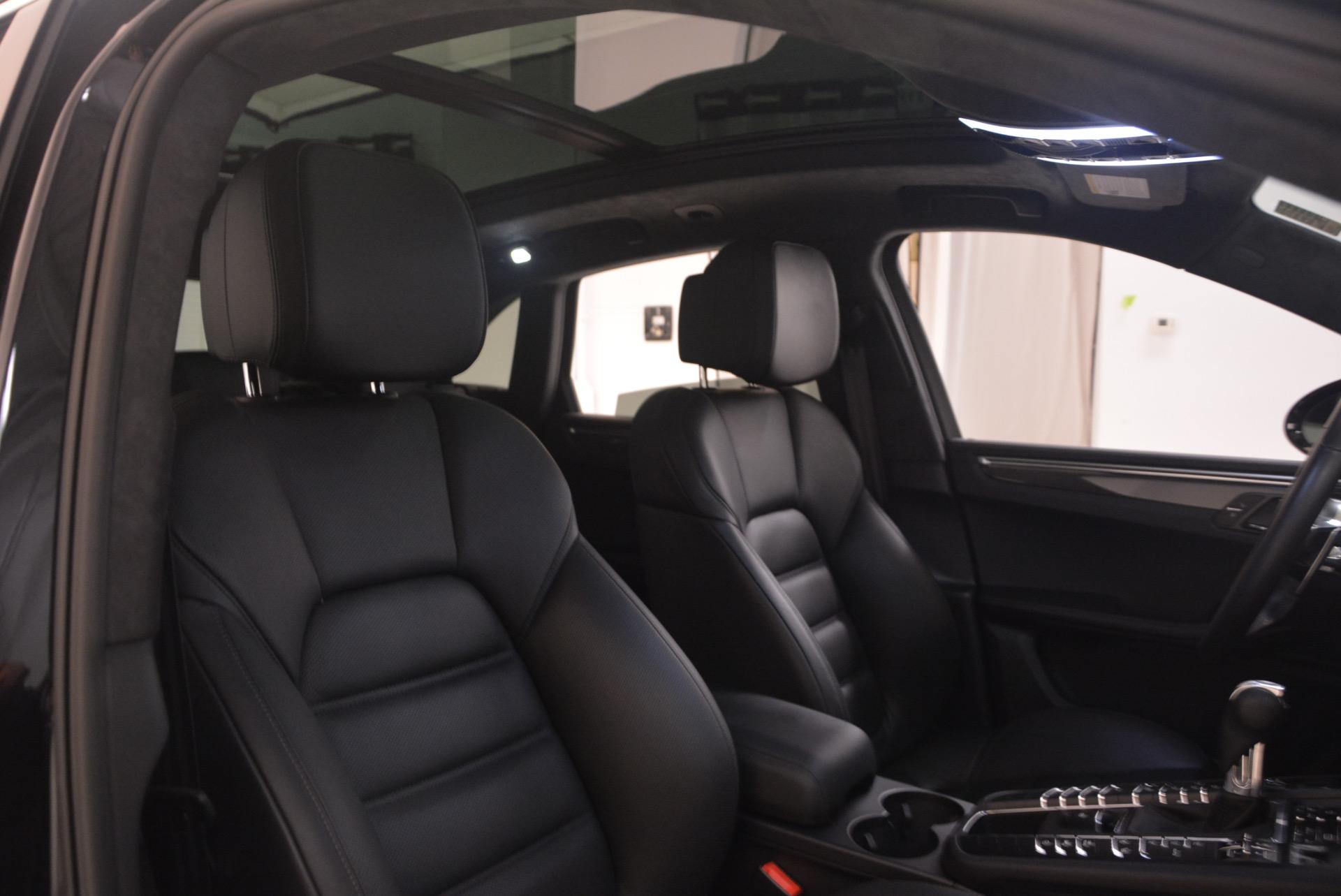 Used 2016 Porsche Macan Turbo For Sale In Westport, CT 1177_p31