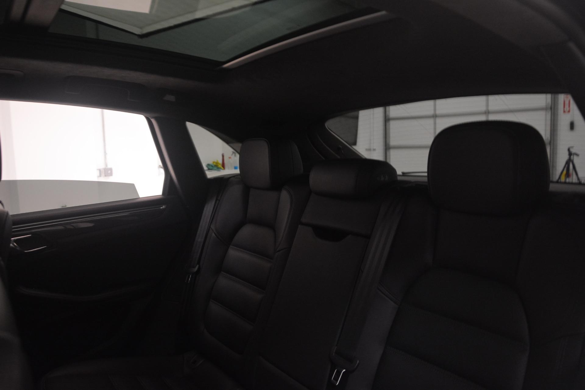 Used 2016 Porsche Macan Turbo For Sale In Westport, CT 1177_p34