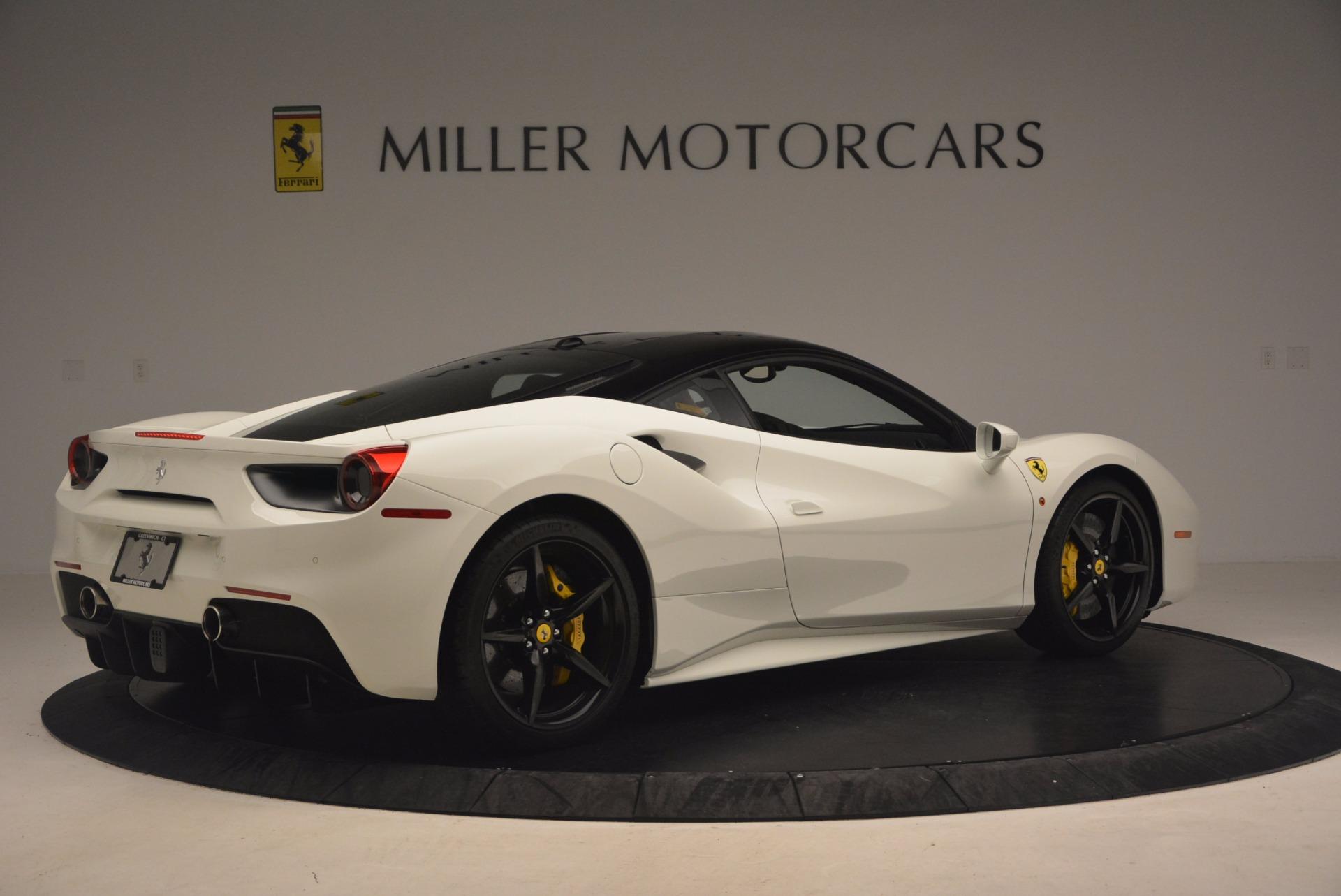 Used 2016 Ferrari 488 GTB  For Sale In Westport, CT 1178_p8