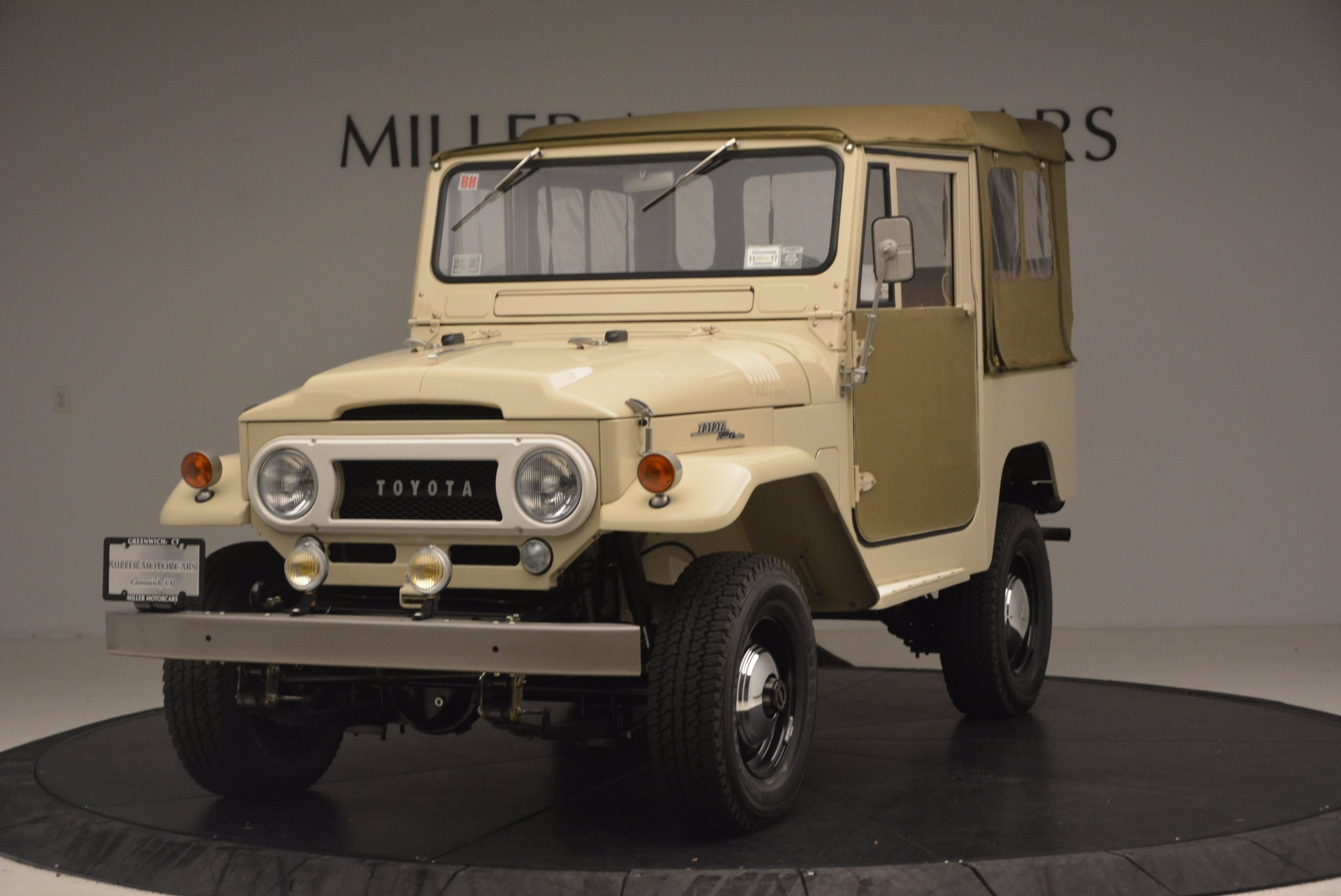Used 1966 Toyota FJ40 Land Cruiser Land Cruiser For Sale In Westport, CT
