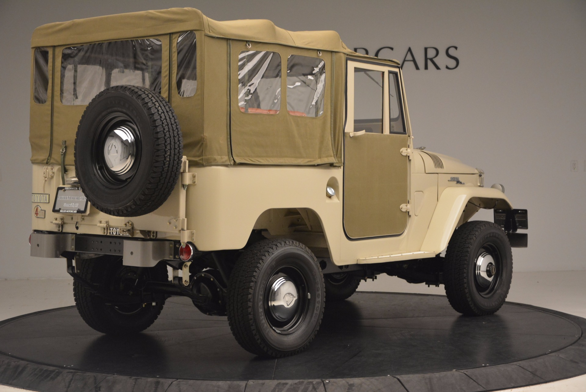 Used 1966 Toyota FJ40 Land Cruiser Land Cruiser For Sale In Westport, CT 1179_p10