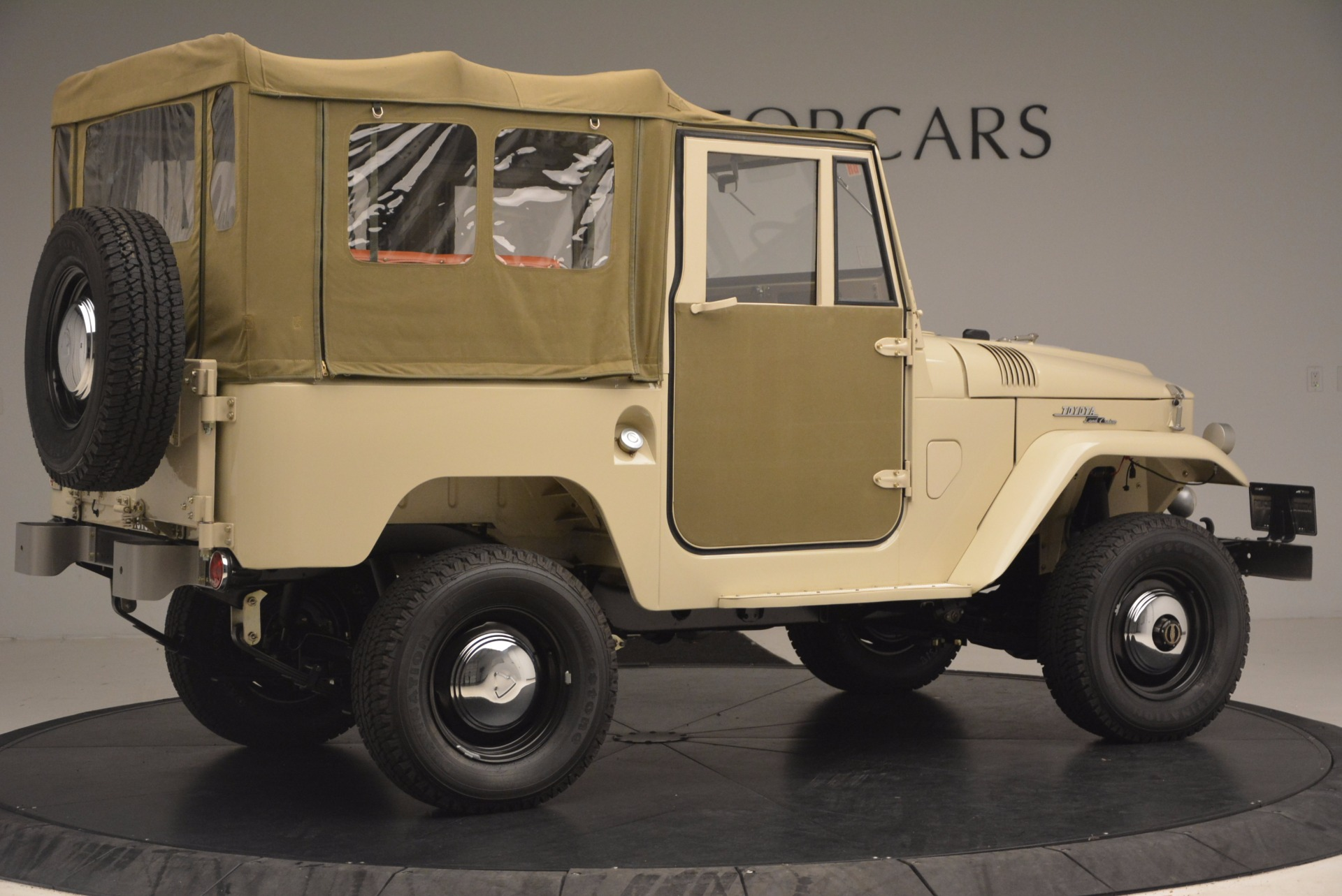 Used 1966 Toyota FJ40 Land Cruiser Land Cruiser For Sale In Westport, CT 1179_p11