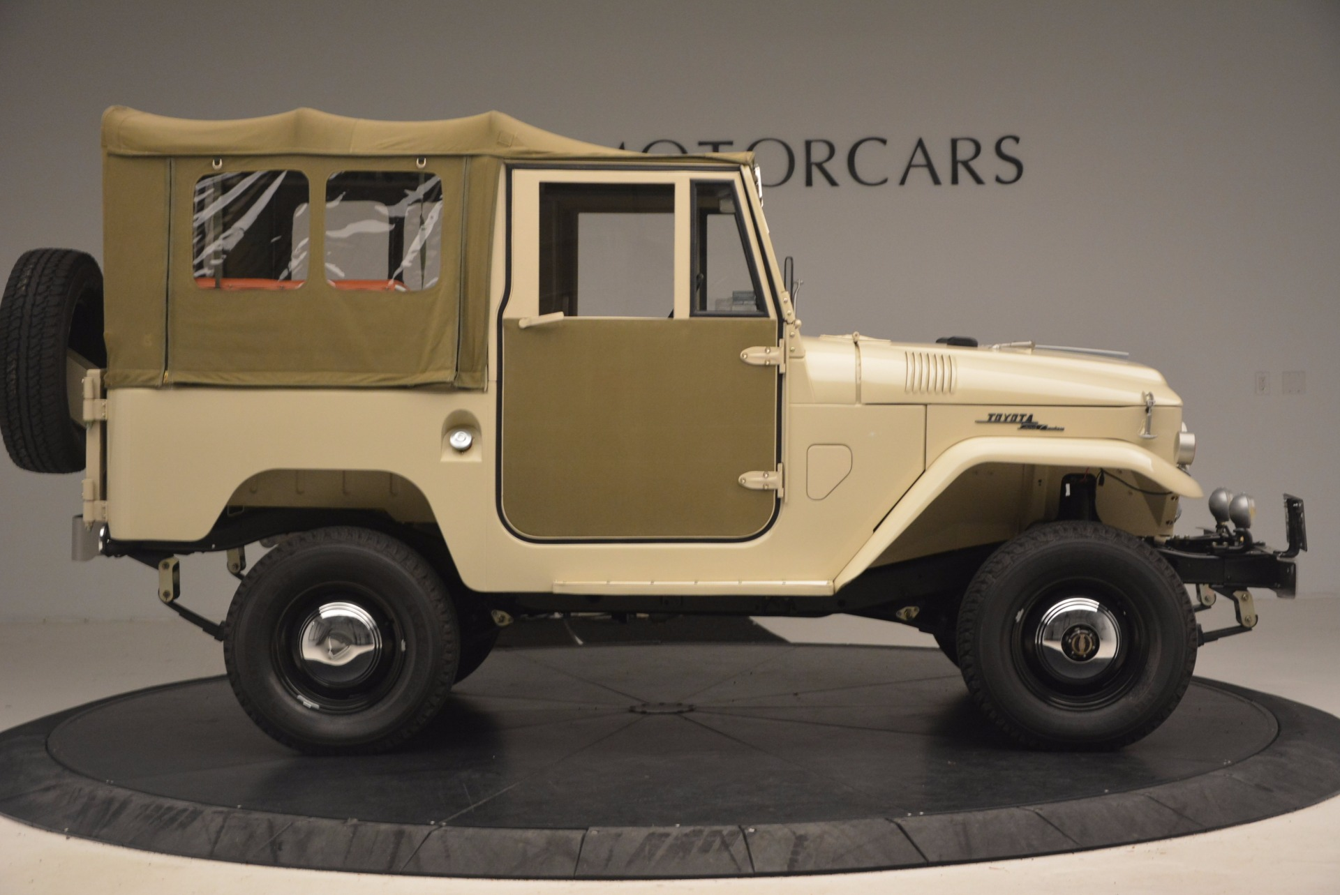 Used 1966 Toyota FJ40 Land Cruiser Land Cruiser For Sale In Westport, CT 1179_p12