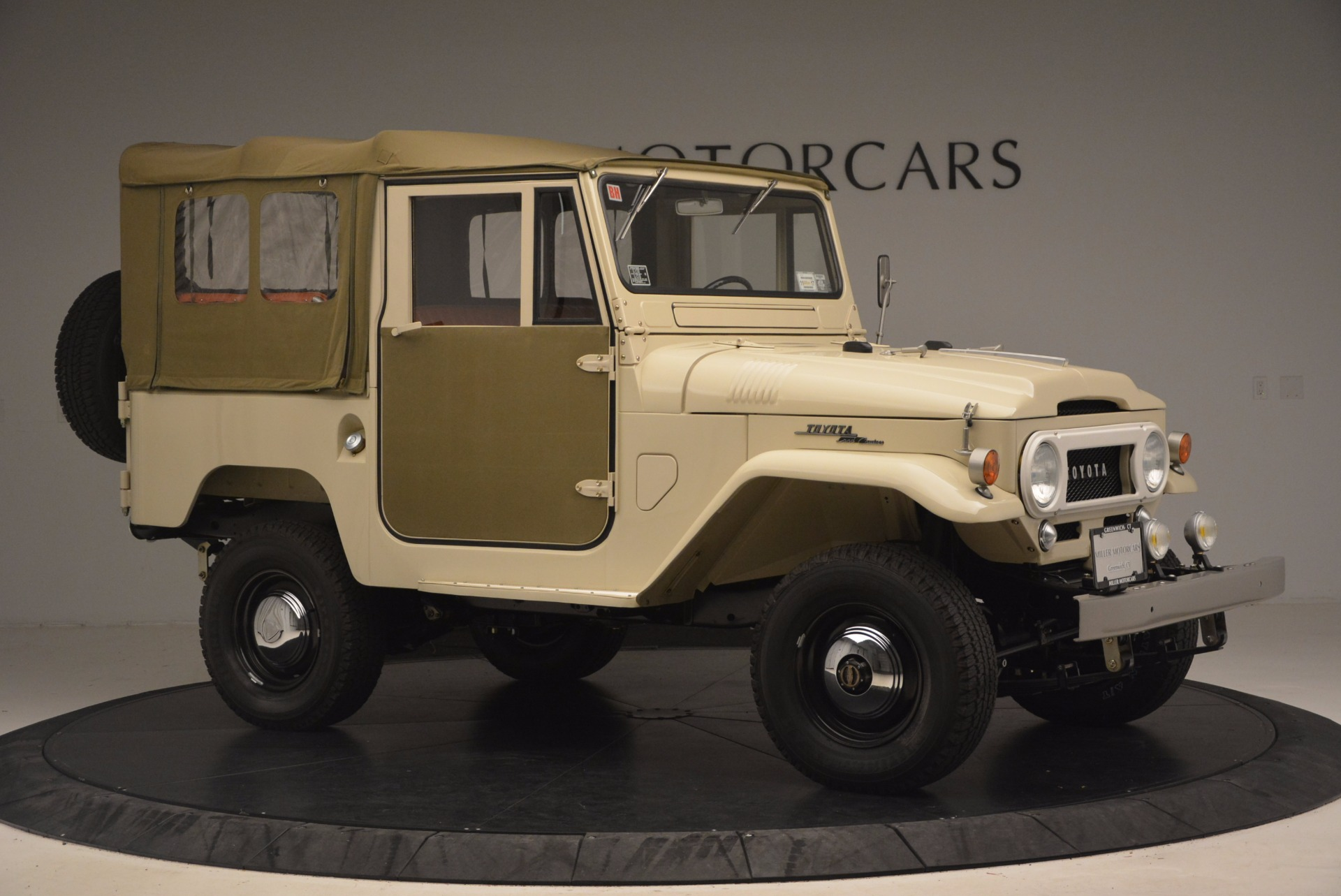 Used 1966 Toyota FJ40 Land Cruiser Land Cruiser For Sale In Westport, CT 1179_p13