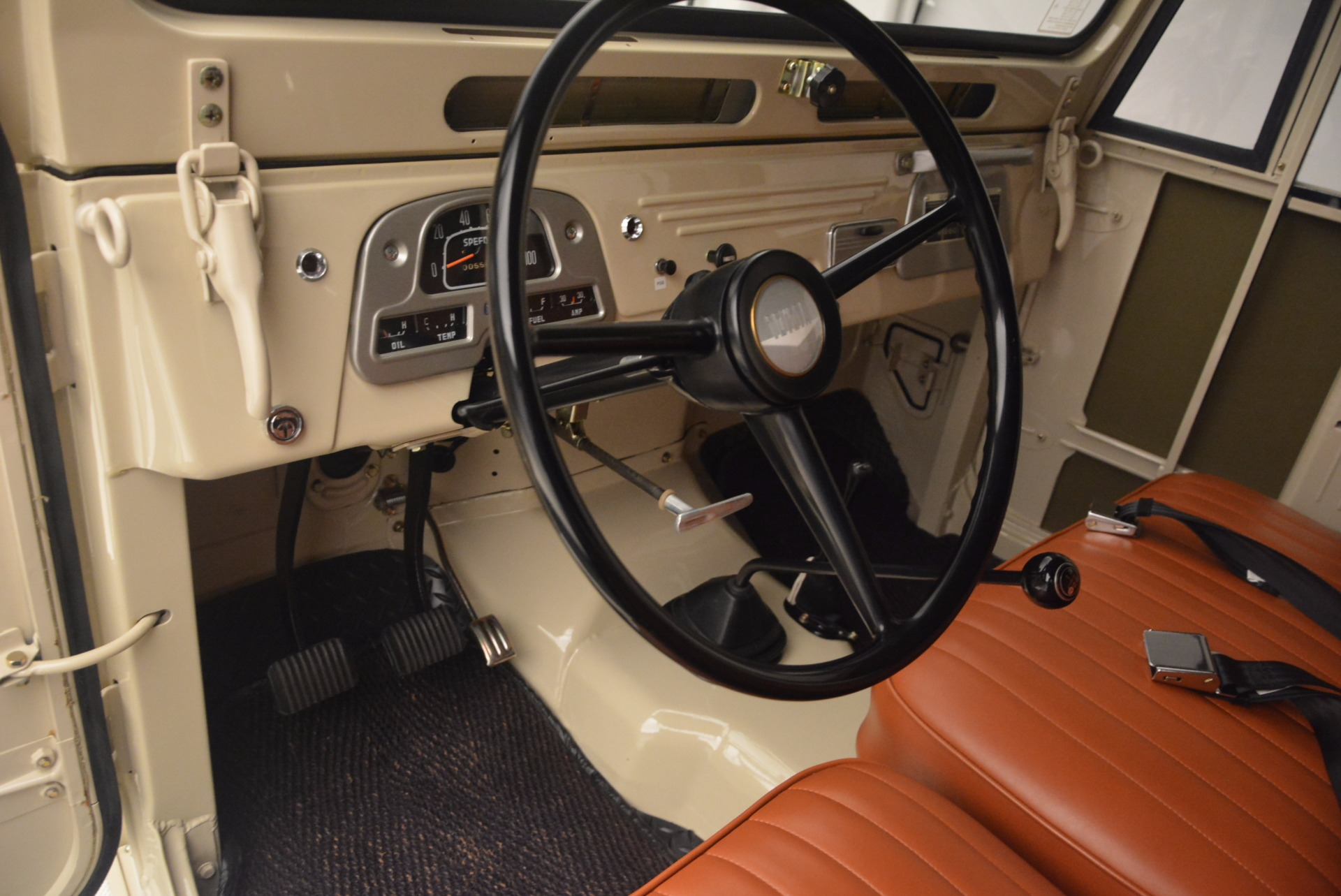 Used 1966 Toyota FJ40 Land Cruiser Land Cruiser For Sale In Westport, CT 1179_p17