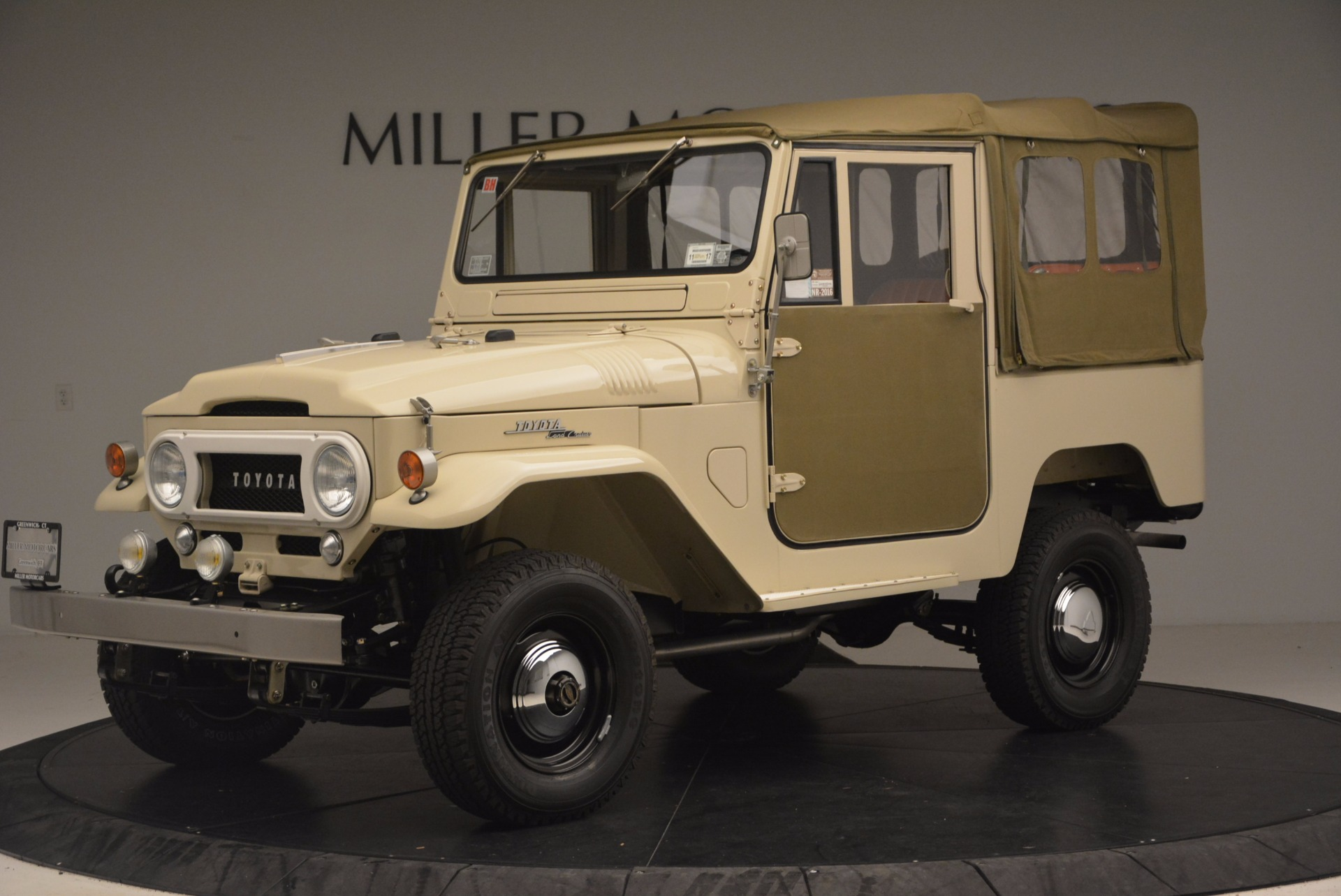 Used 1966 Toyota FJ40 Land Cruiser Land Cruiser For Sale In Westport, CT 1179_p2