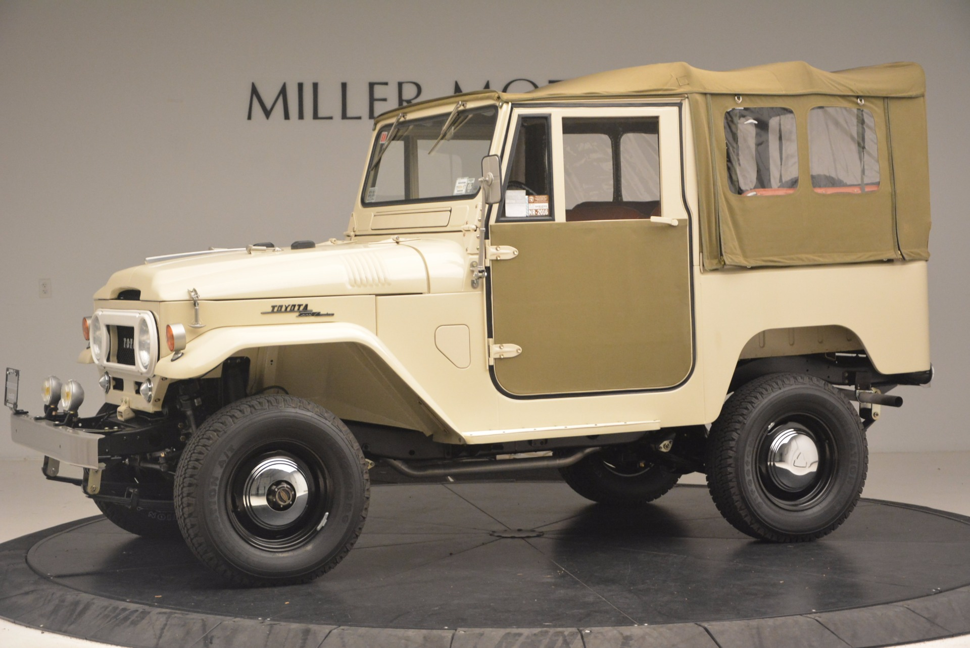 Used 1966 Toyota FJ40 Land Cruiser Land Cruiser For Sale In Westport, CT 1179_p3