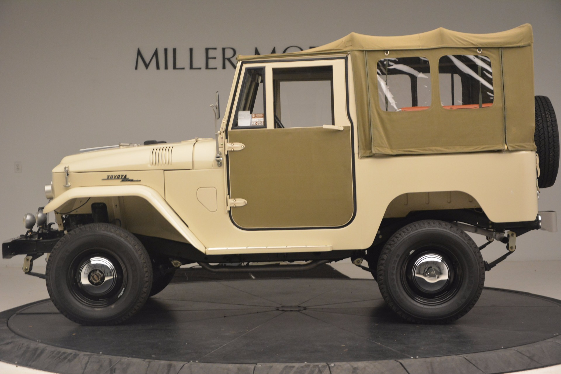 Used 1966 Toyota FJ40 Land Cruiser Land Cruiser For Sale In Westport, CT 1179_p4