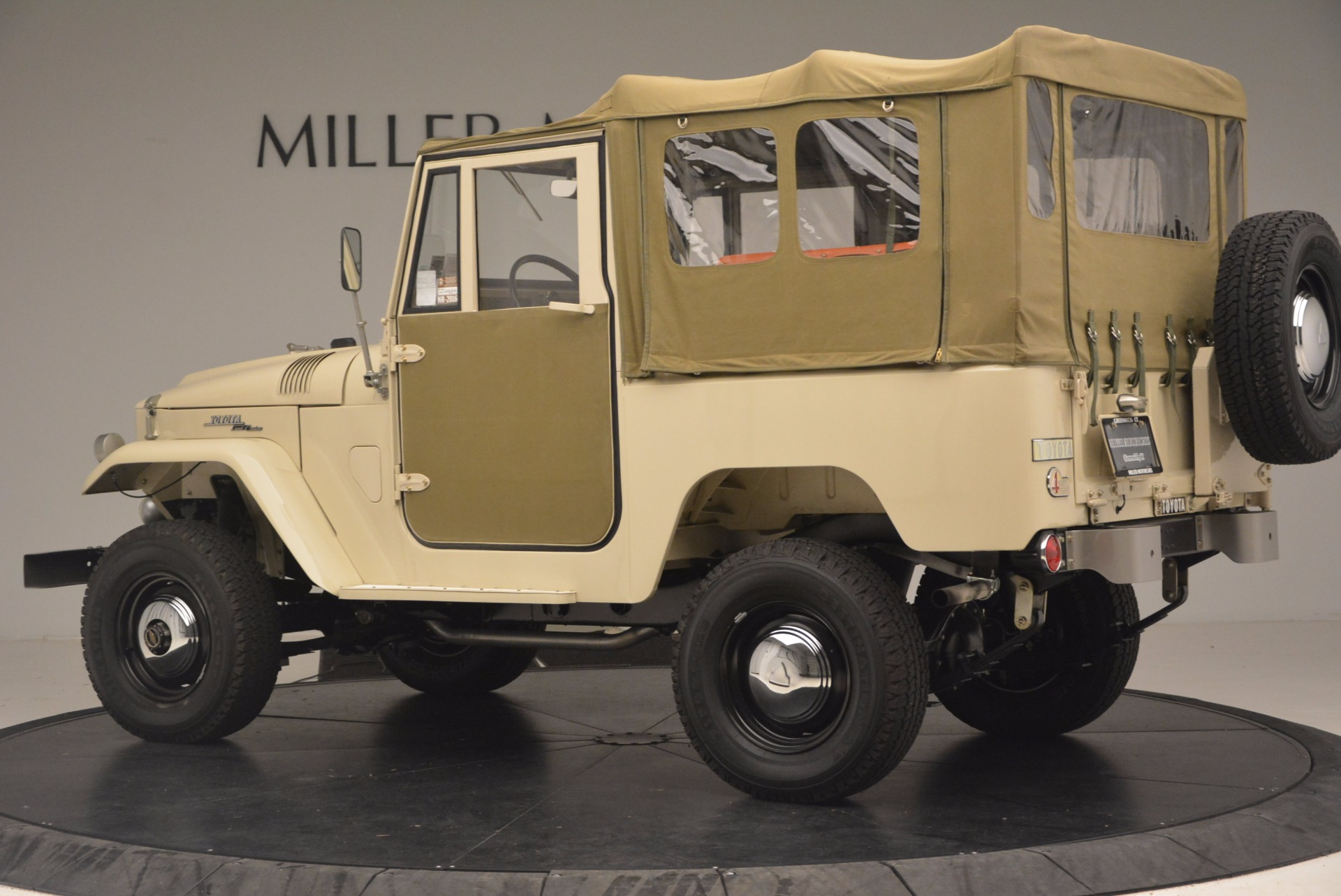 Used 1966 Toyota FJ40 Land Cruiser Land Cruiser For Sale In Westport, CT 1179_p5