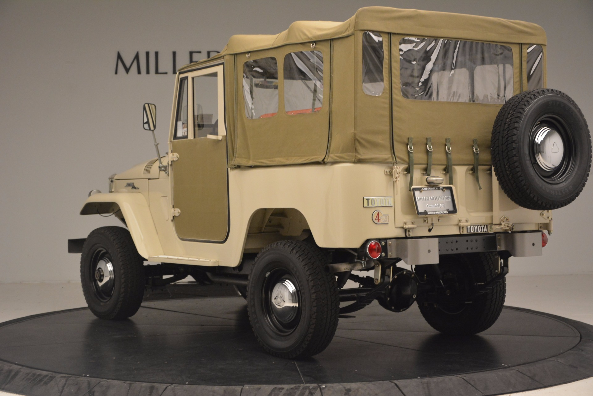 Used 1966 Toyota FJ40 Land Cruiser Land Cruiser For Sale In Westport, CT 1179_p6