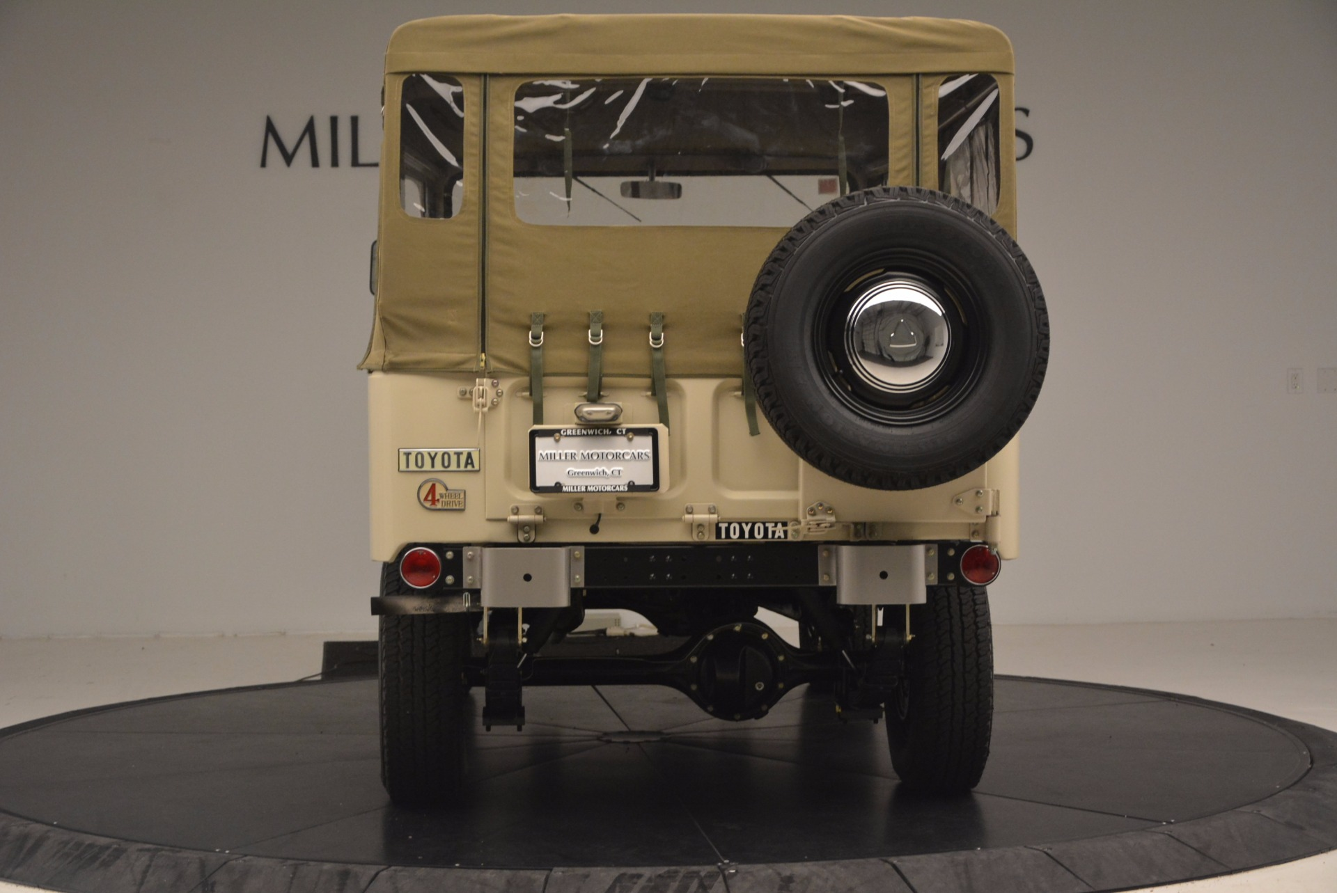 Used 1966 Toyota FJ40 Land Cruiser Land Cruiser For Sale In Westport, CT 1179_p7