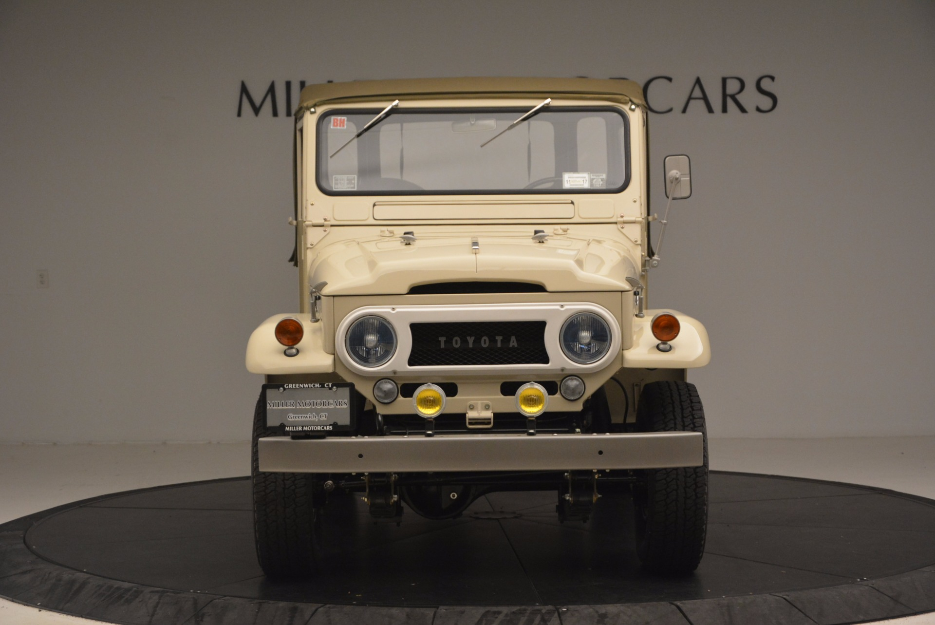 Used 1966 Toyota FJ40 Land Cruiser Land Cruiser For Sale In Westport, CT 1179_p8