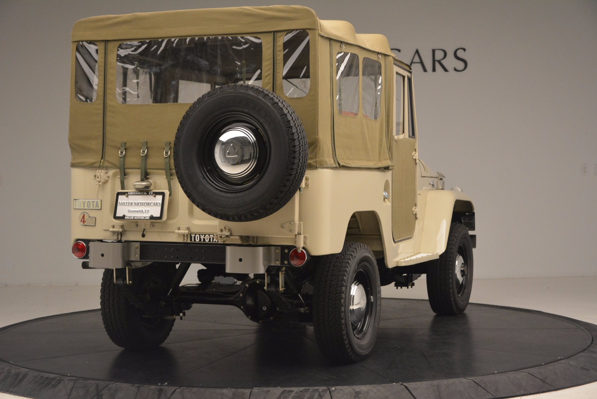 Used 1966 Toyota FJ40 Land Cruiser Land Cruiser For Sale In Westport, CT 1179_p9