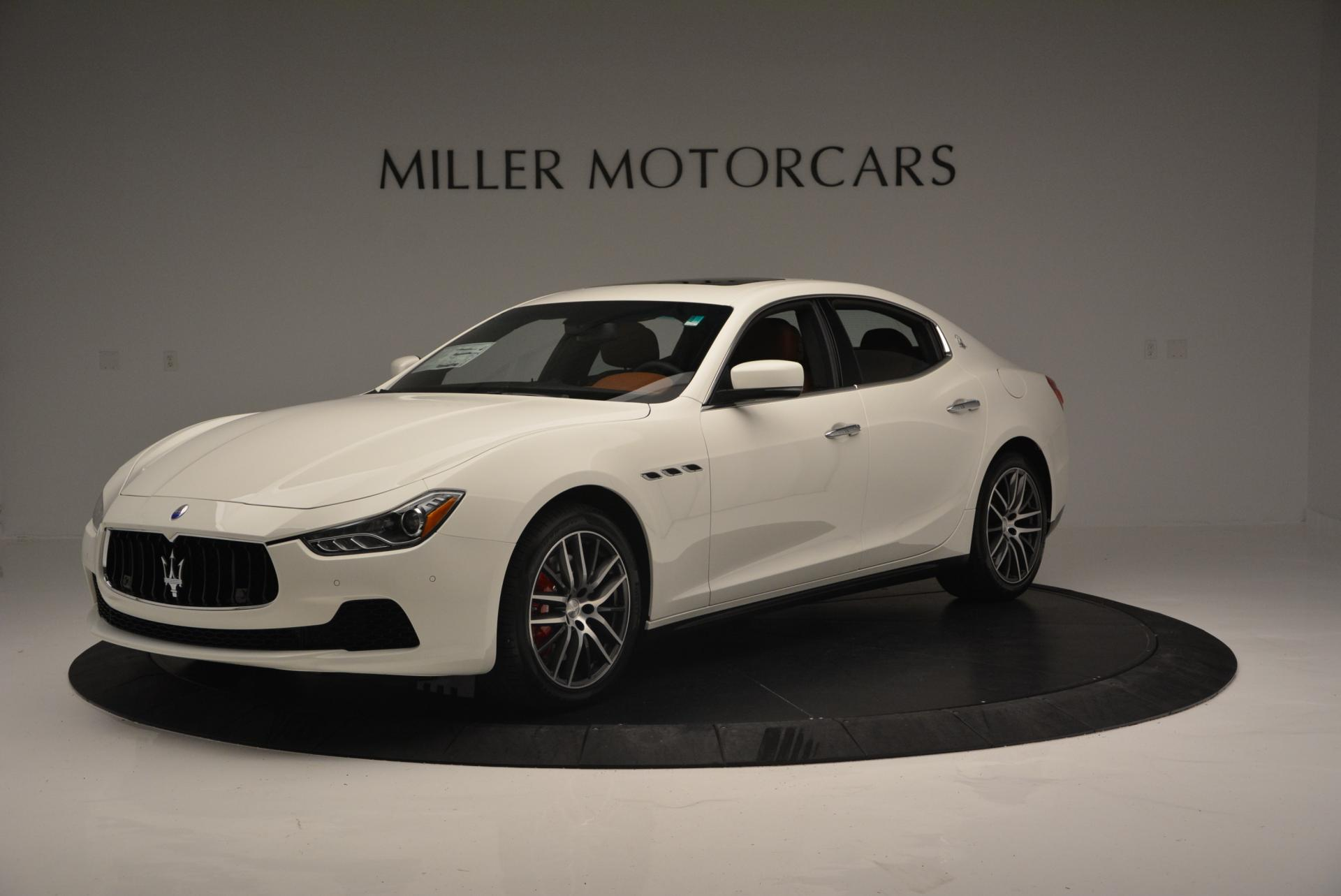 New 2016 Maserati Ghibli S Q4 For Sale In Westport, CT 118_main