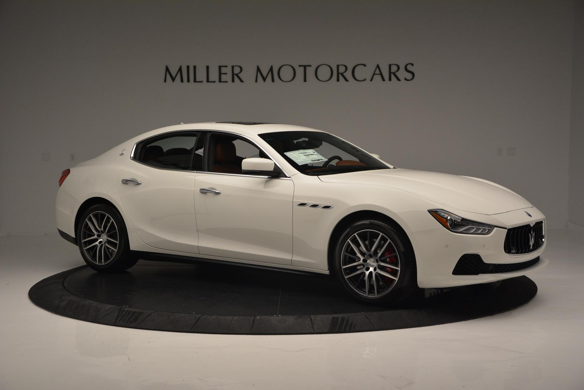 New 2016 Maserati Ghibli S Q4 For Sale In Westport, CT 118_p10