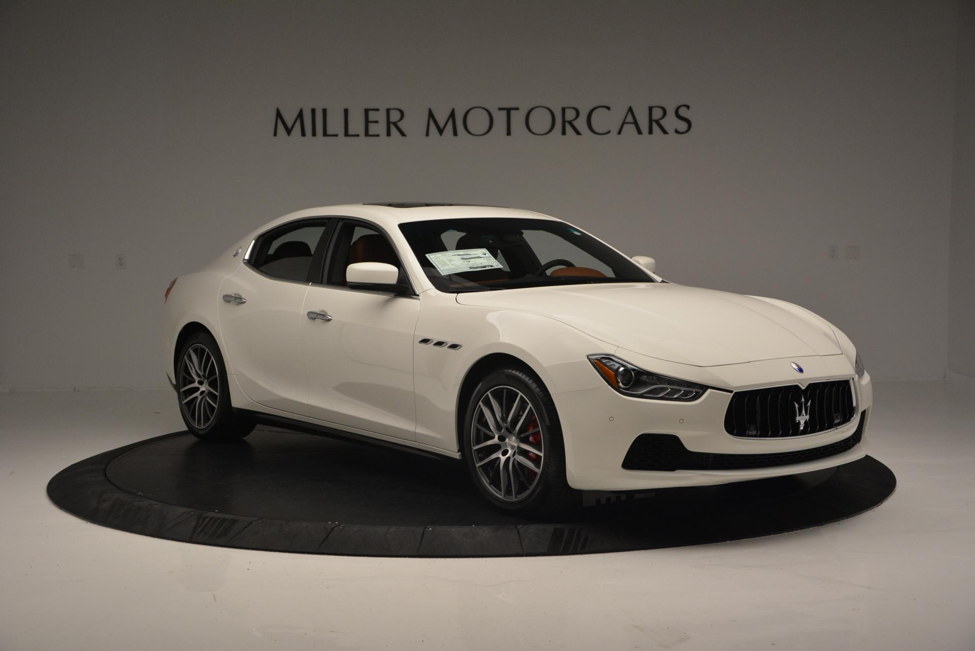 New 2016 Maserati Ghibli S Q4 For Sale In Westport, CT 118_p11