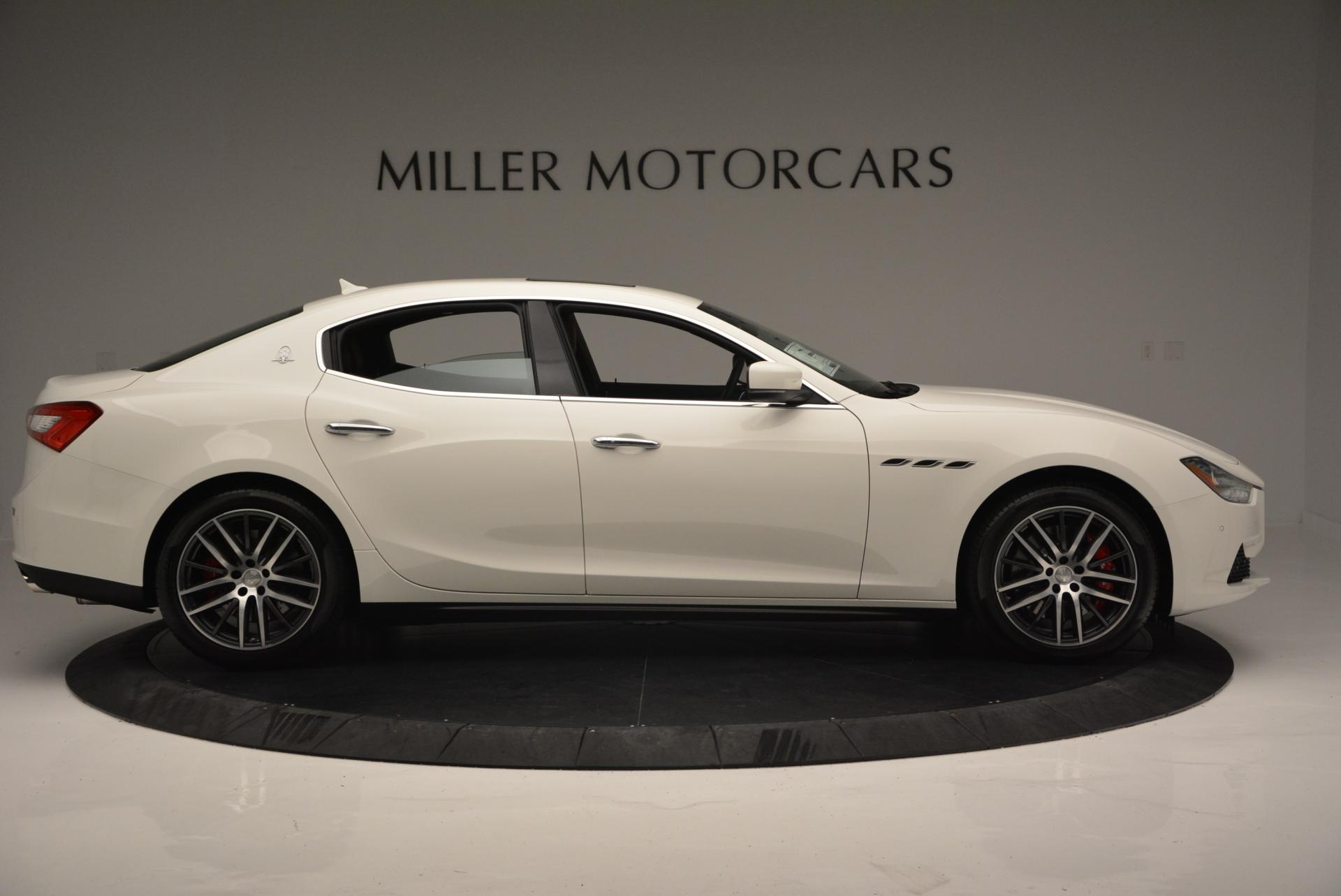 New 2016 Maserati Ghibli S Q4 For Sale In Westport, CT 118_p9