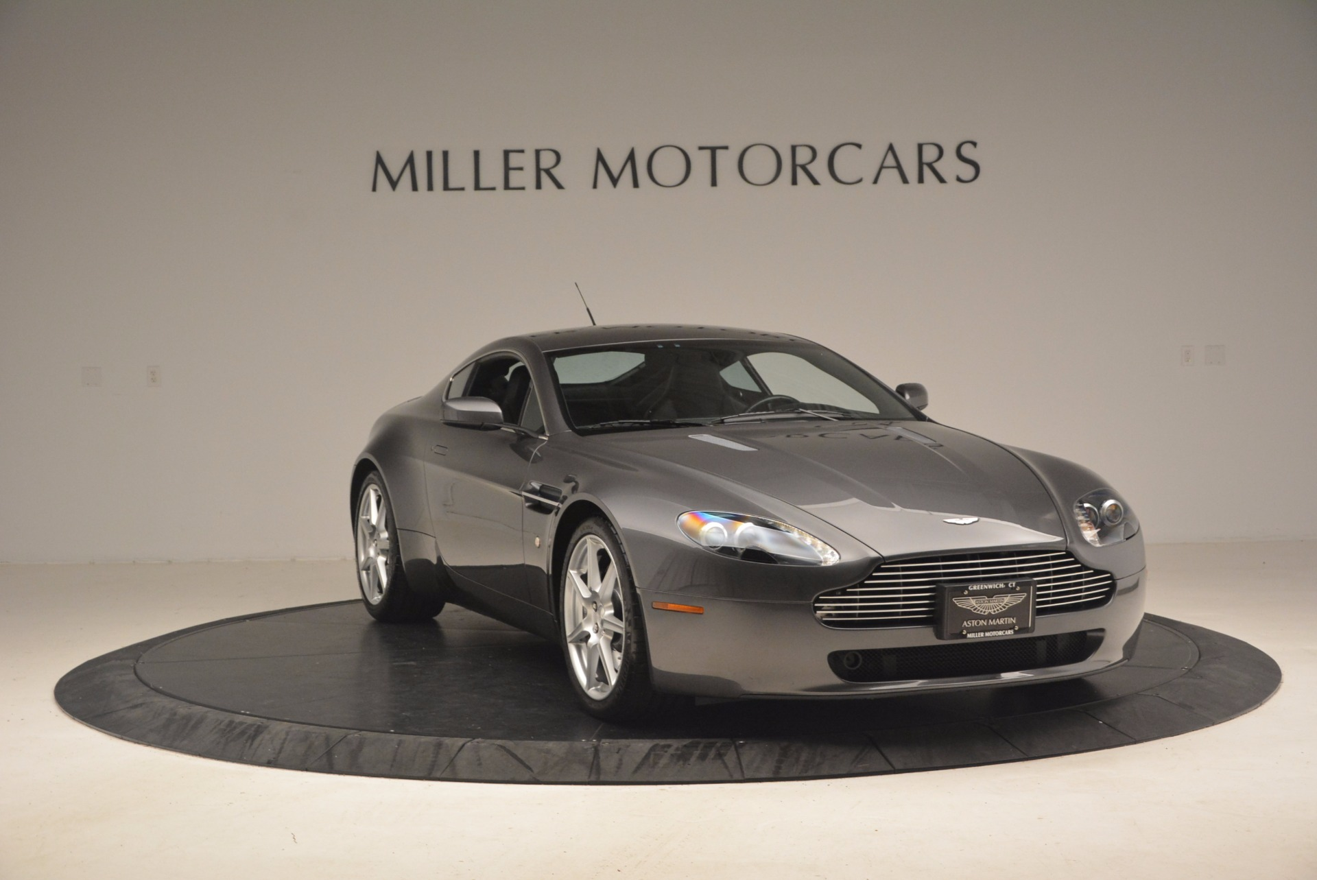 Used 2006 Aston Martin V8 Vantage Coupe  For Sale In Westport, CT 1180_p11