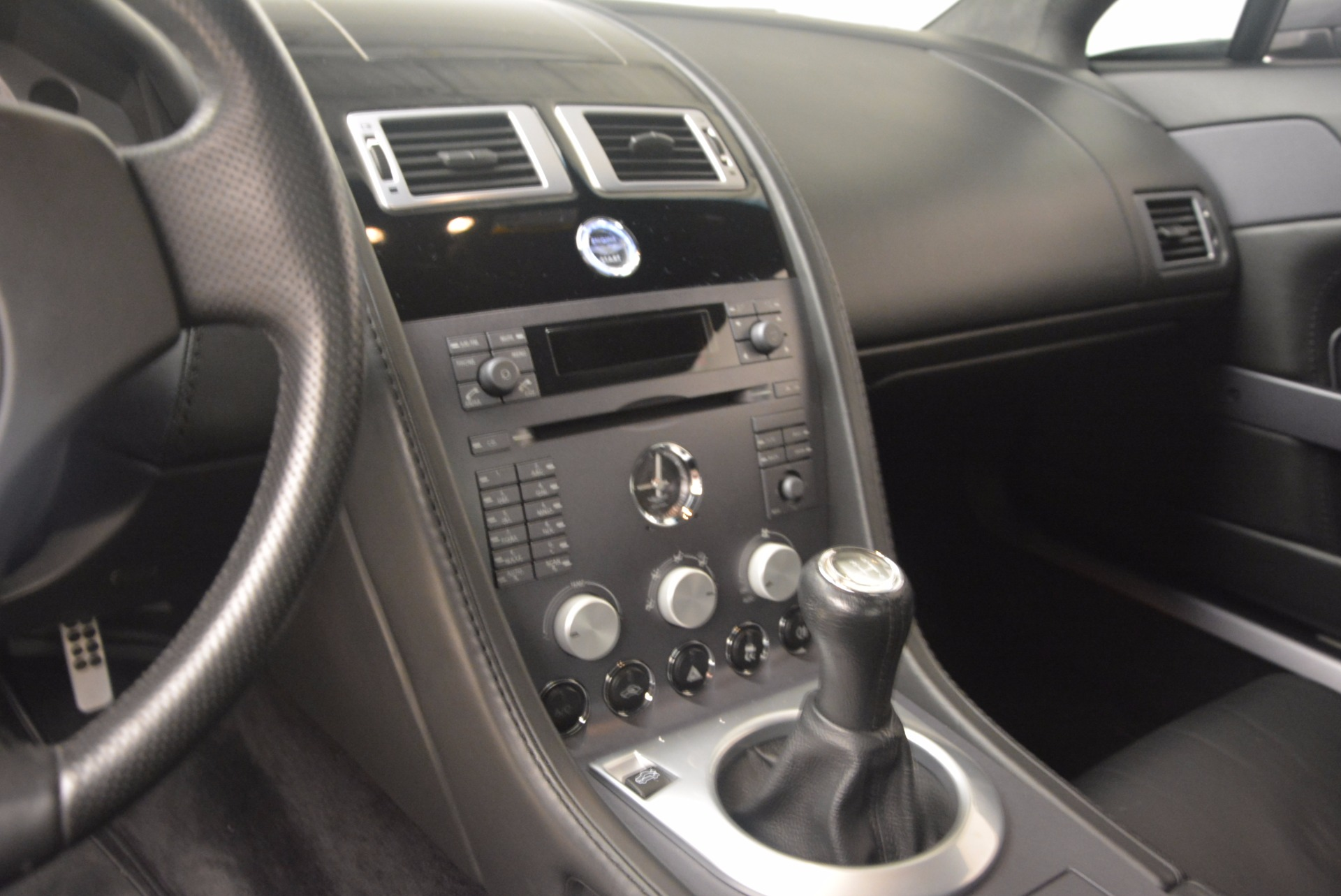 Used 2006 Aston Martin V8 Vantage Coupe  For Sale In Westport, CT 1180_p16