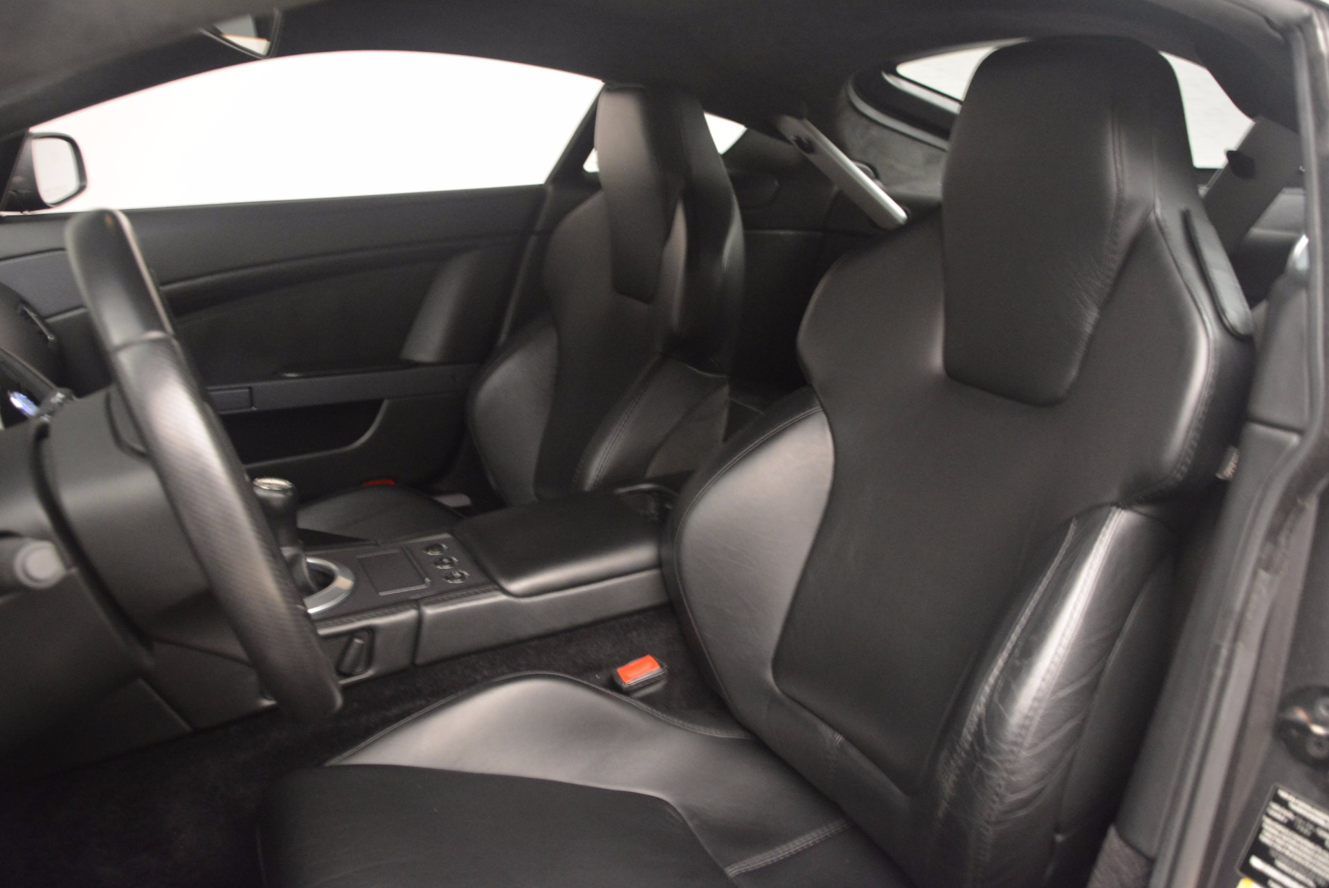 Used 2006 Aston Martin V8 Vantage Coupe  For Sale In Westport, CT 1180_p17