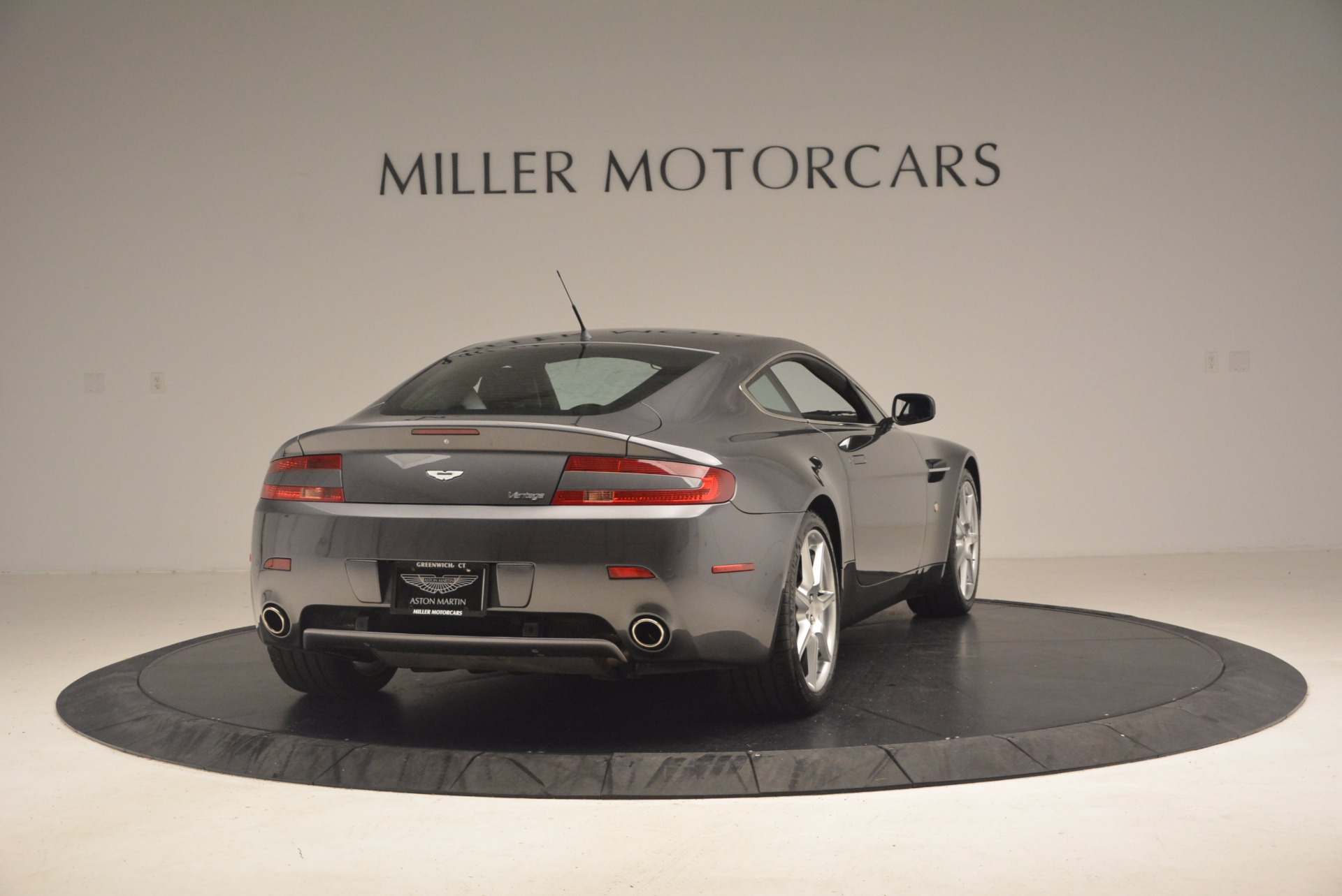 Used 2006 Aston Martin V8 Vantage Coupe  For Sale In Westport, CT 1180_p7