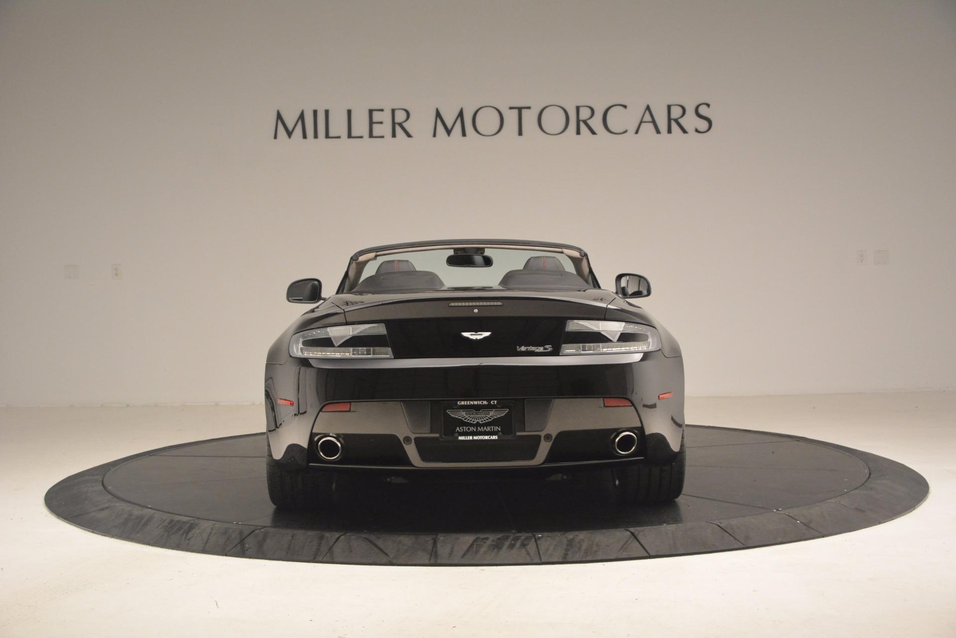 Used 2012 Aston Martin V8 Vantage S Roadster For Sale In Westport, CT 1181_p6
