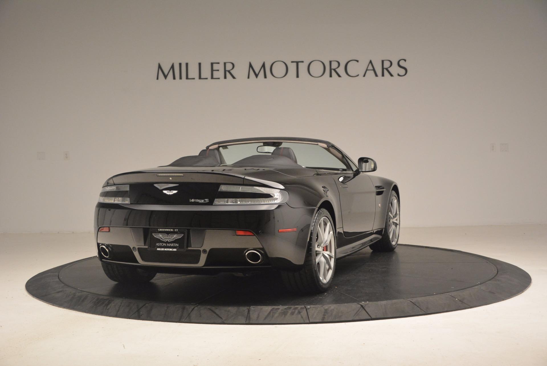 Used 2012 Aston Martin V8 Vantage S Roadster For Sale In Westport, CT 1181_p7