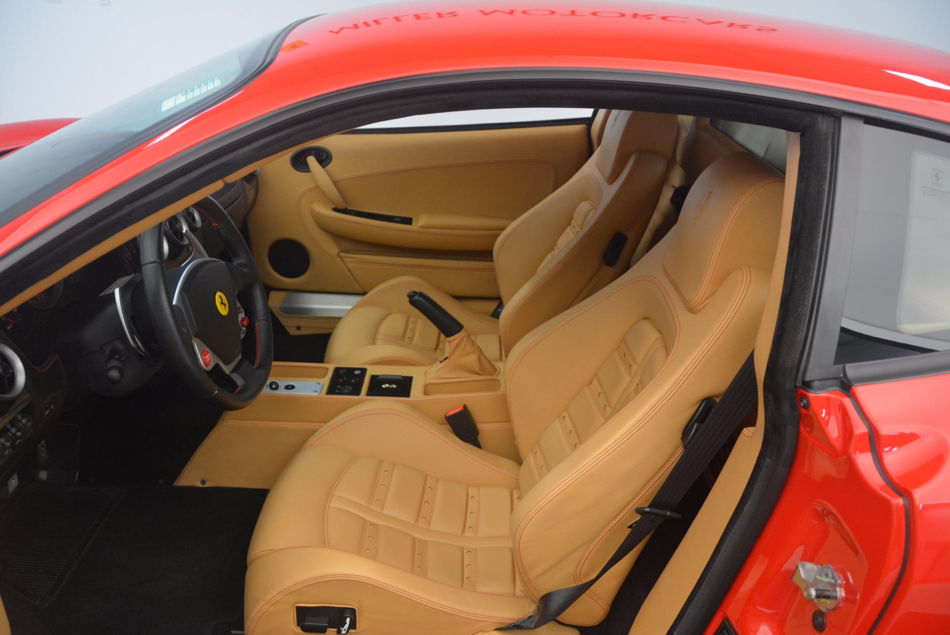 Used 2005 Ferrari F430  For Sale In Westport, CT 1184_p14