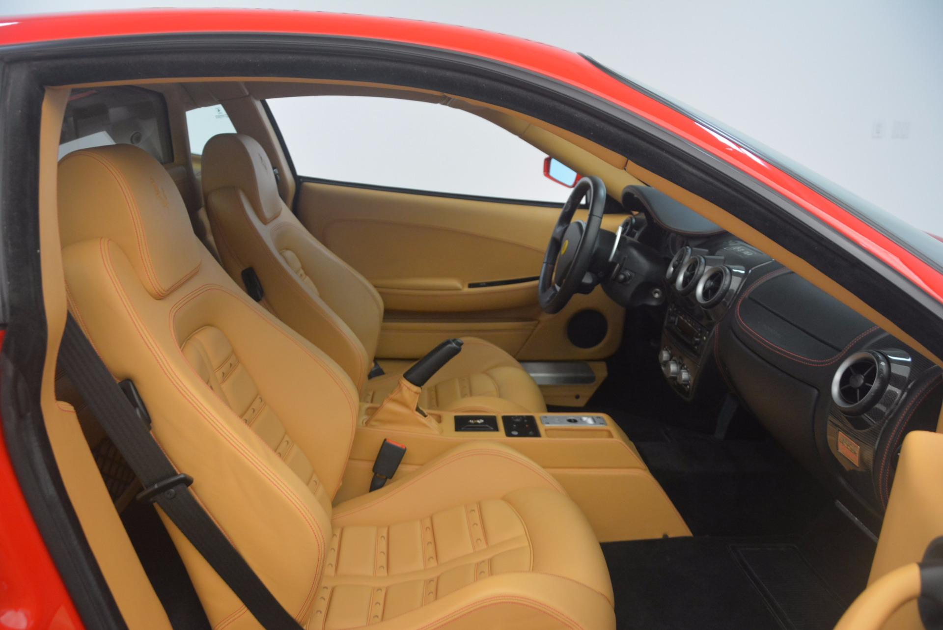 Used 2005 Ferrari F430  For Sale In Westport, CT 1184_p16