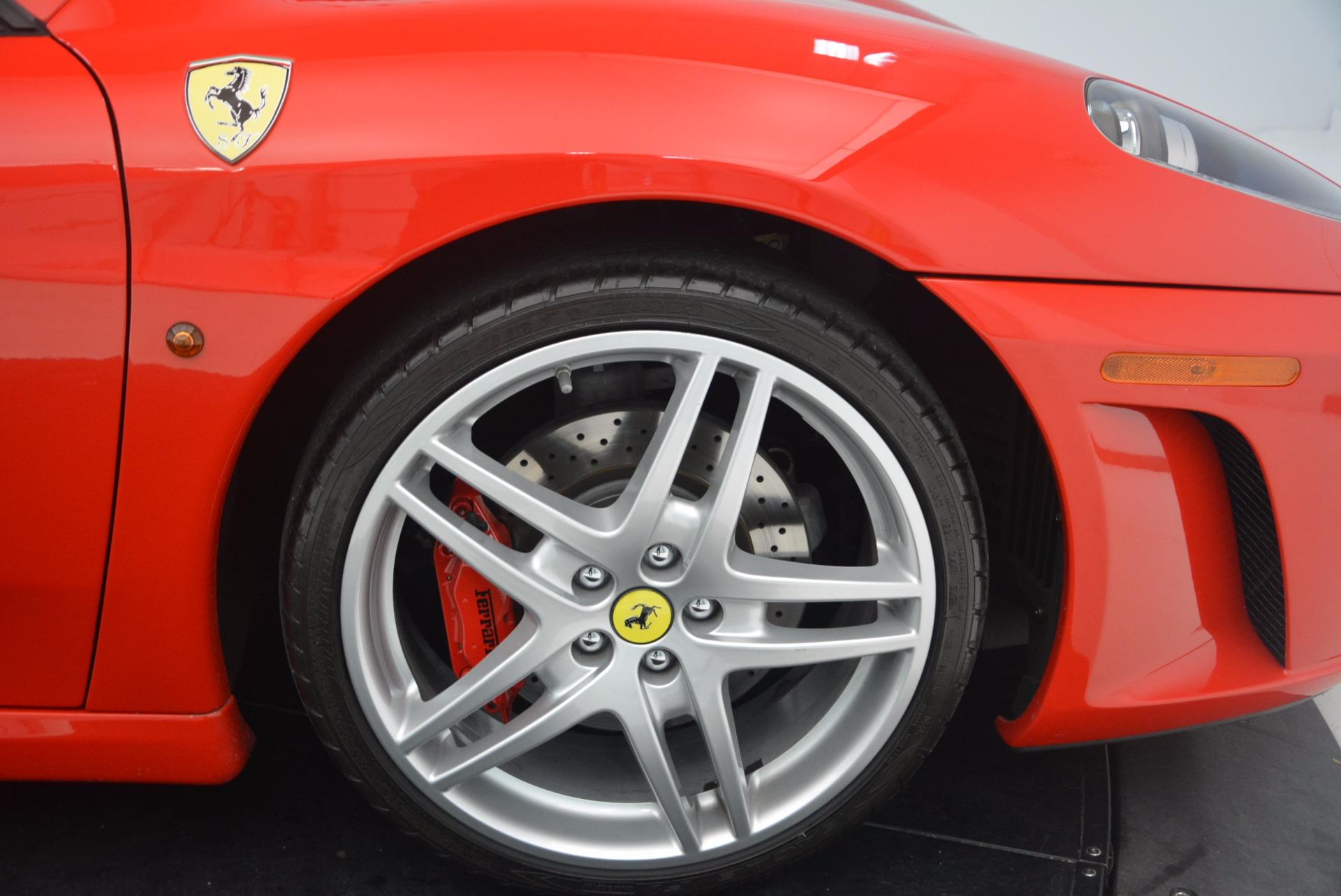 Used 2005 Ferrari F430  For Sale In Westport, CT 1184_p18
