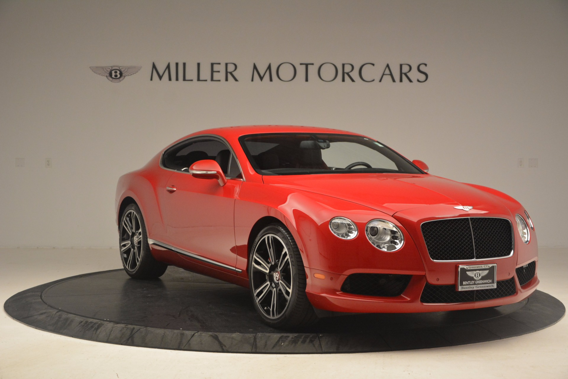 Used 2013 Bentley Continental GT V8 For Sale In Westport, CT 1185_p11