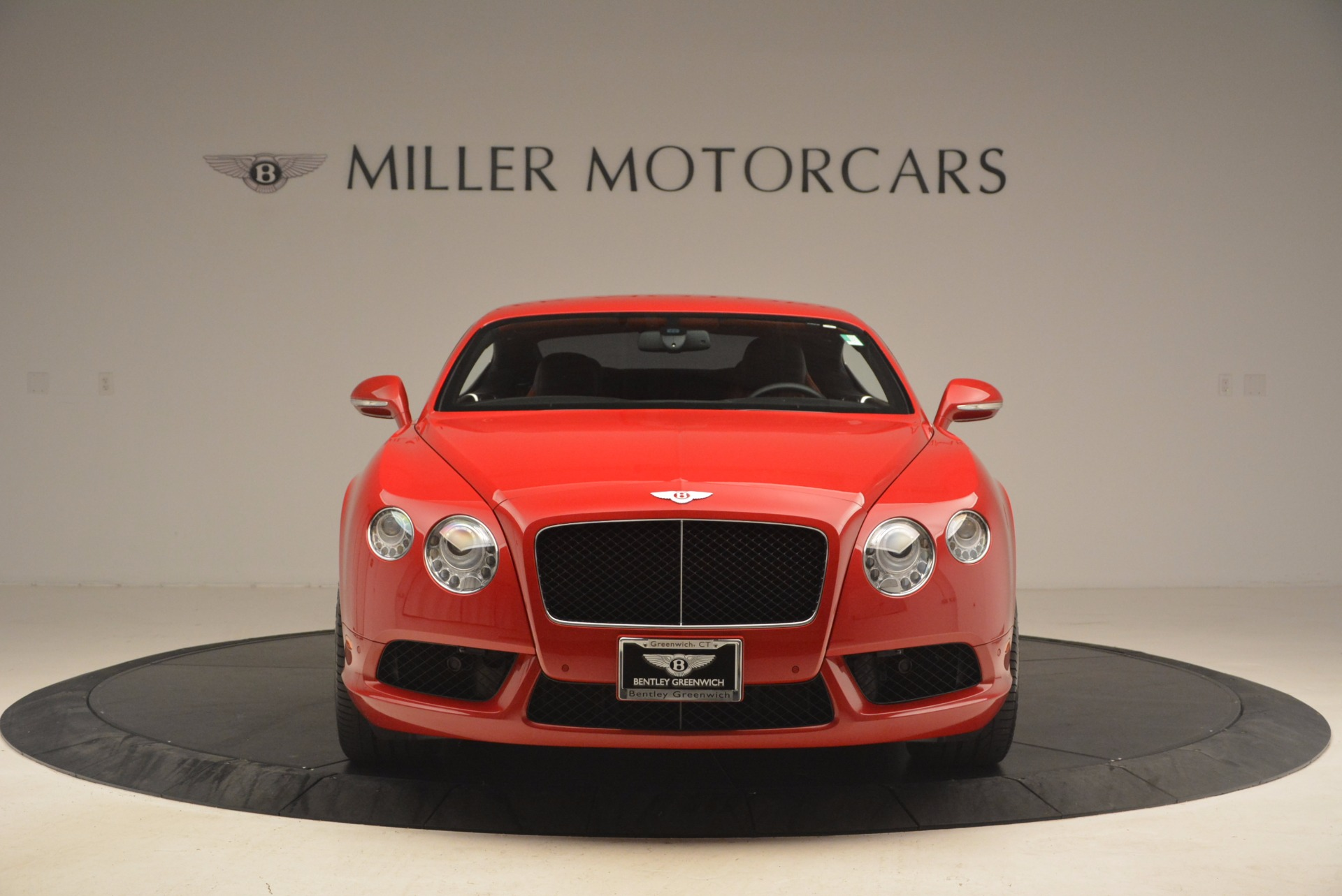Used 2013 Bentley Continental GT V8 For Sale In Westport, CT 1185_p12