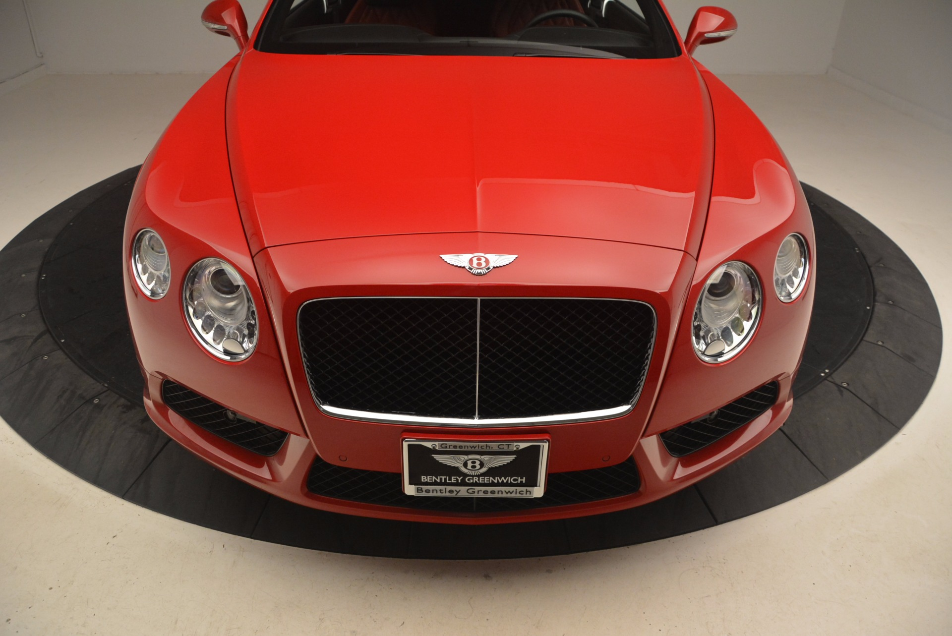 Used 2013 Bentley Continental GT V8 For Sale In Westport, CT 1185_p13