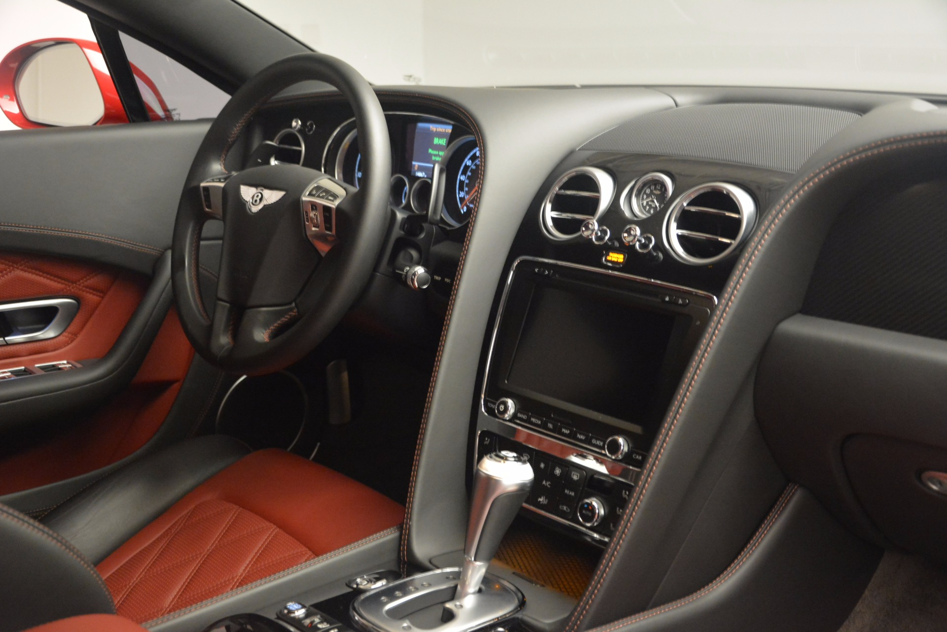 Used 2013 Bentley Continental GT V8 For Sale In Westport, CT 1185_p32