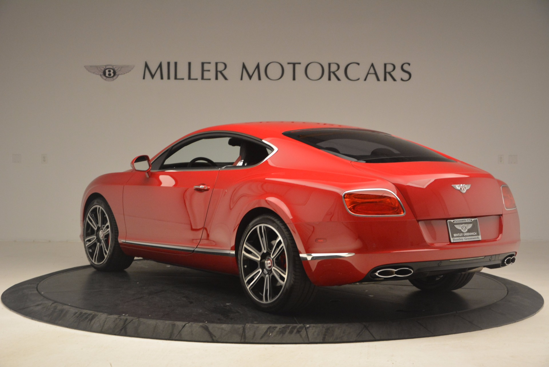 Used 2013 Bentley Continental GT V8 For Sale In Westport, CT 1185_p5