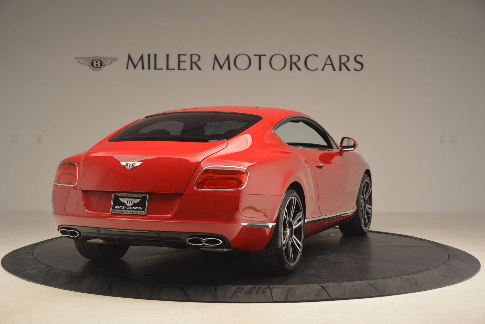 Used 2013 Bentley Continental GT V8 For Sale In Westport, CT 1185_p7