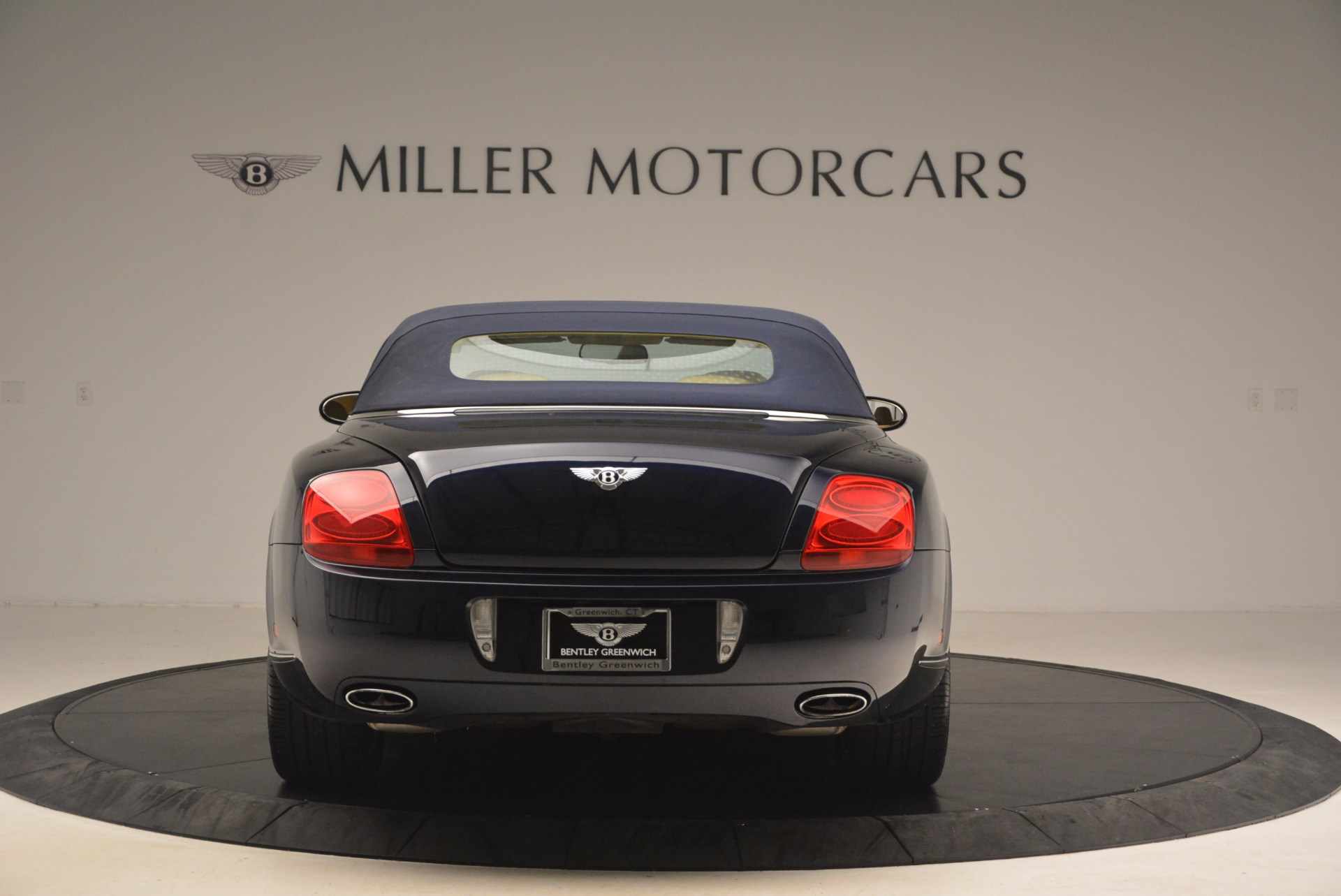 Used 2007 Bentley Continental GTC  For Sale In Westport, CT 1186_p19