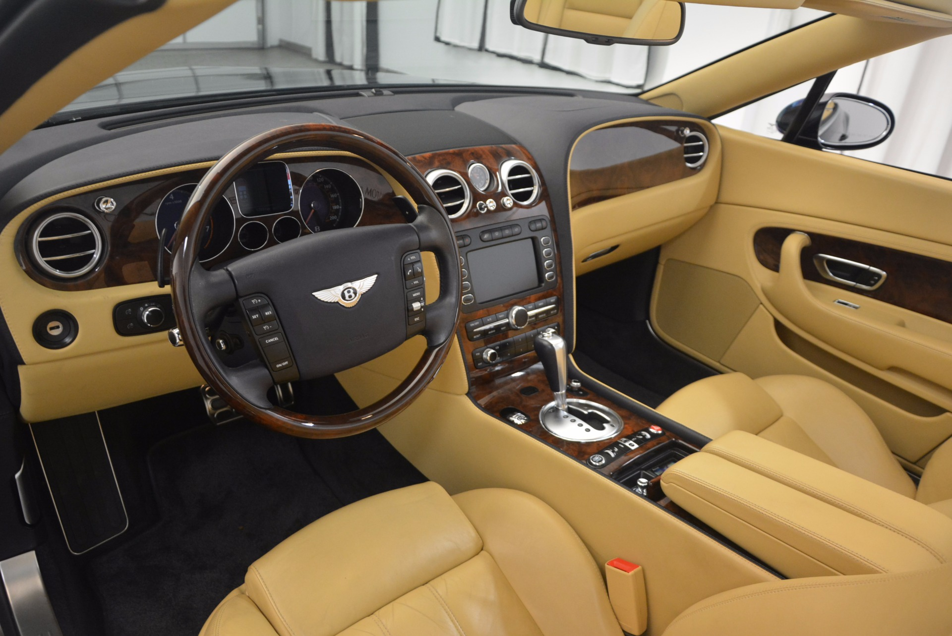 Used 2007 Bentley Continental GTC  For Sale In Westport, CT 1186_p32